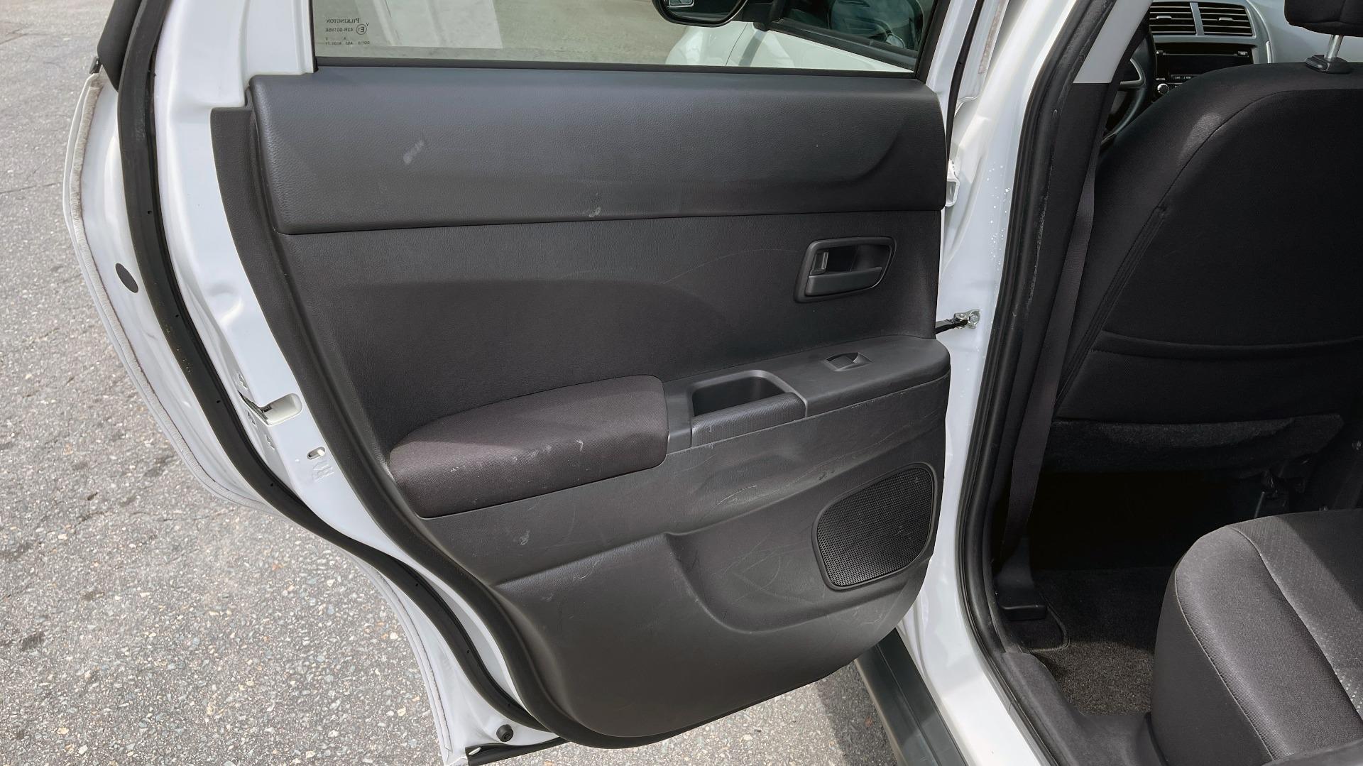 Used 2014 Mitsubishi OUTLANDER SPORT ES 2WD / 2.0L / CVT TRANS / 18IN WHEELS / 31MPG for sale $8,495 at Formula Imports in Charlotte NC 28227 45