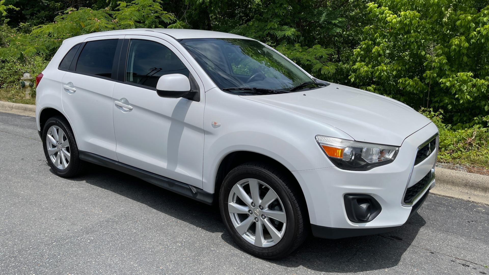 Used 2014 Mitsubishi OUTLANDER SPORT ES 2WD / 2.0L / CVT TRANS / 18IN WHEELS / 31MPG for sale $8,495 at Formula Imports in Charlotte NC 28227 5