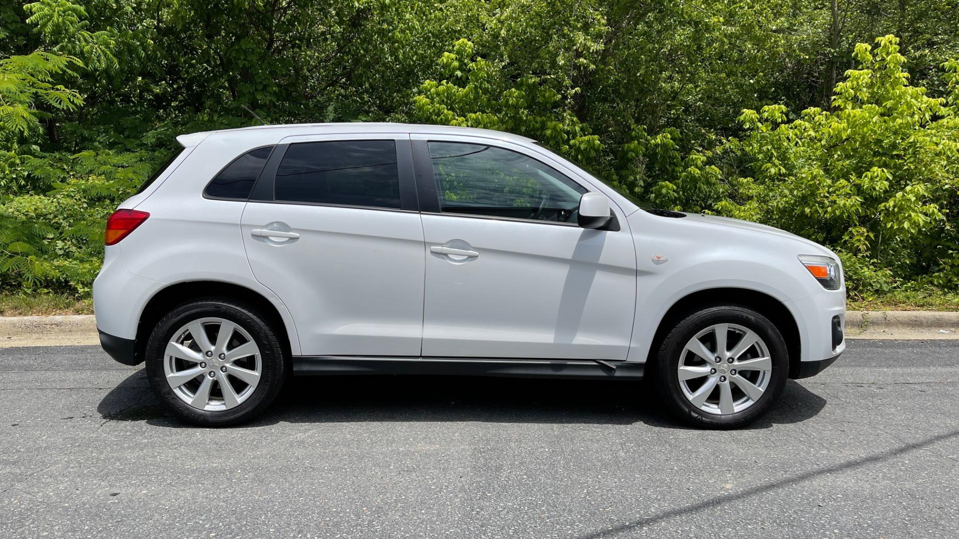 Used 2014 Mitsubishi OUTLANDER SPORT ES 2WD / 2.0L / CVT TRANS / 18IN WHEELS / 31MPG for sale $8,495 at Formula Imports in Charlotte NC 28227 6