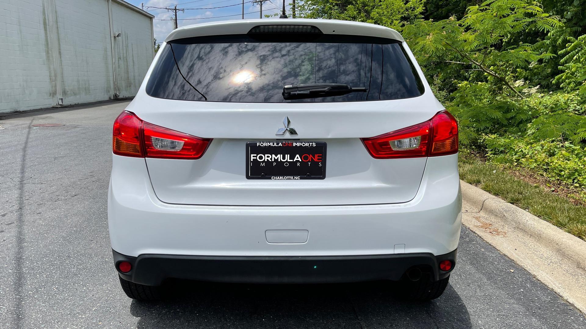 Used 2014 Mitsubishi OUTLANDER SPORT ES 2WD / 2.0L / CVT TRANS / 18IN WHEELS / 31MPG for sale $8,495 at Formula Imports in Charlotte NC 28227 7