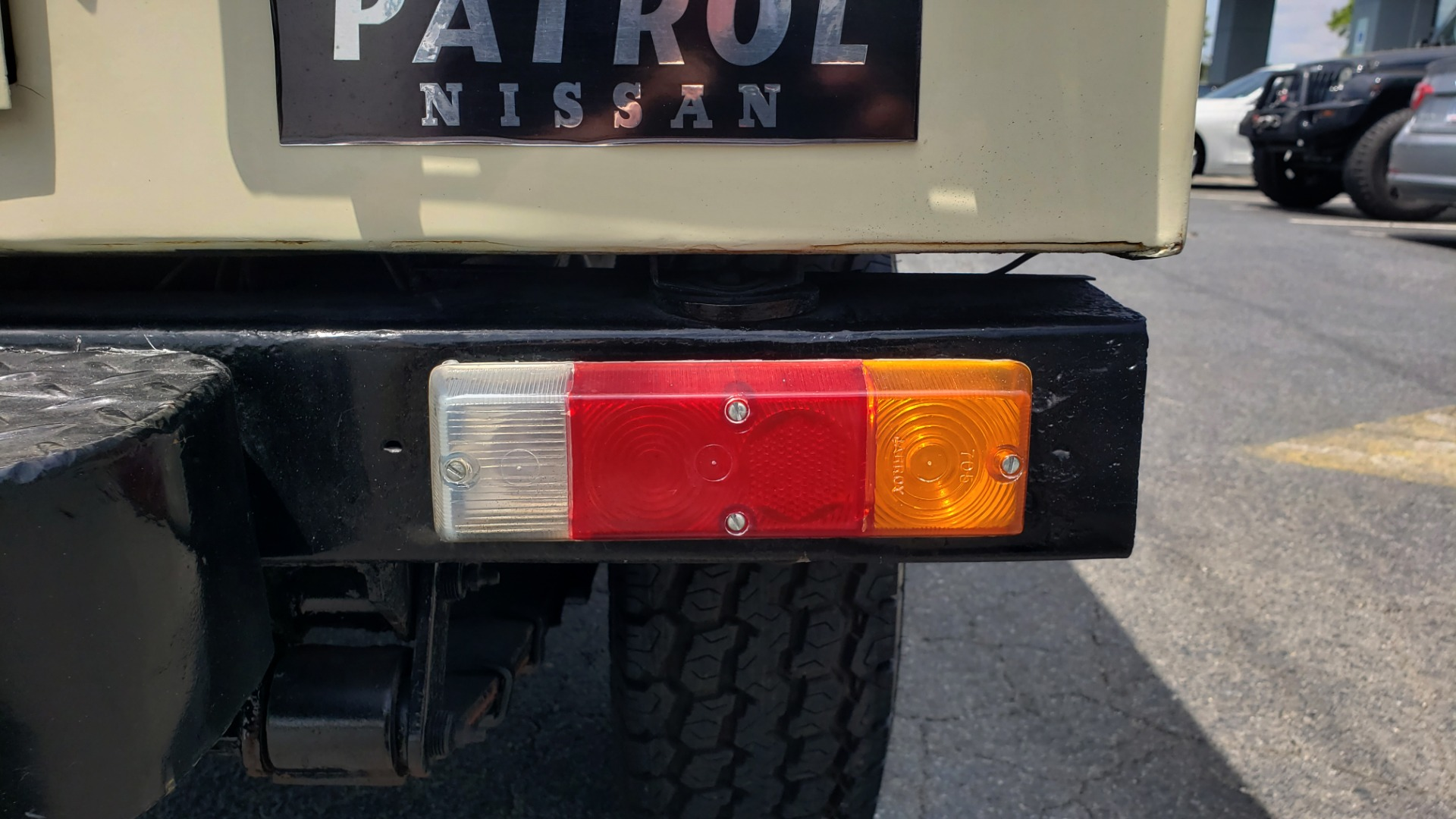 Used 1978 Nissan PATROL 4x4 / SOFT-TOP / 6-CYL / MANUAL / SEATS-9 / FULLY RESTORED for sale $32,400 at Formula Imports in Charlotte NC 28227 10