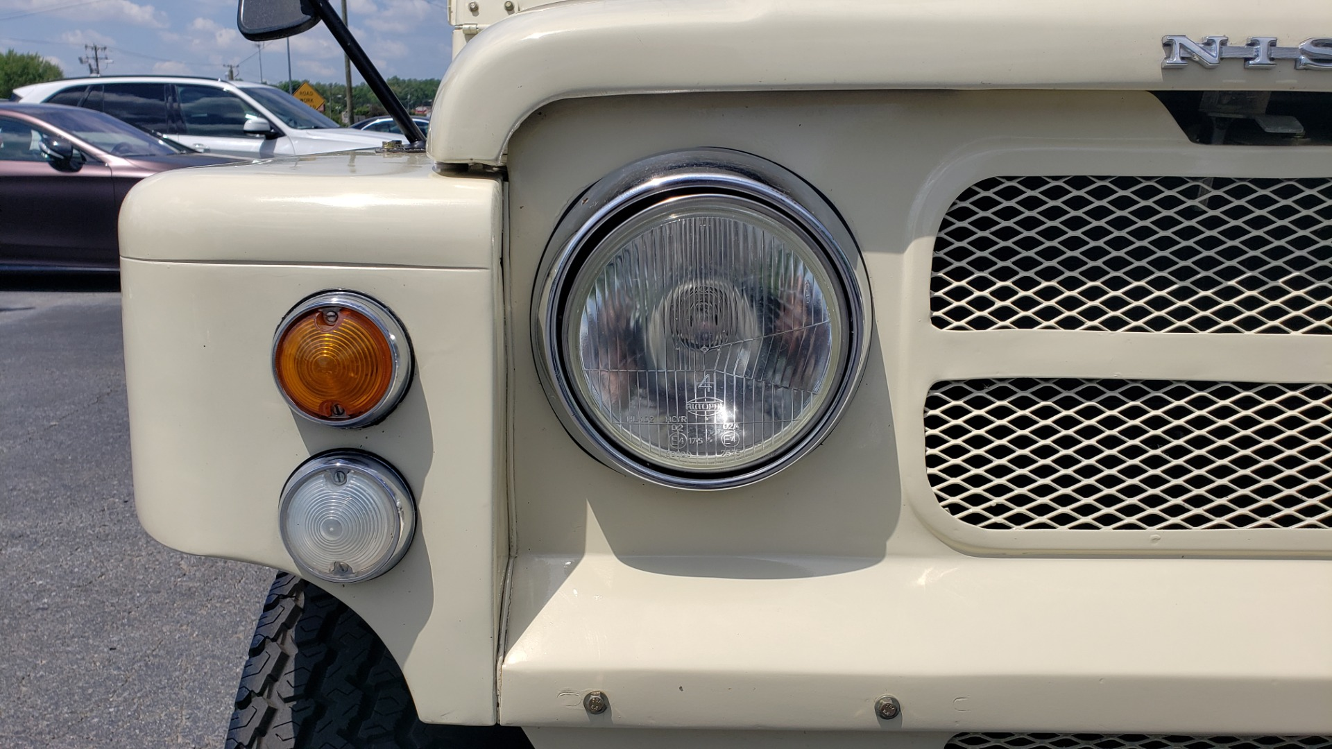 Used 1978 Nissan PATROL 4x4 / SOFT-TOP / 6-CYL / MANUAL / SEATS-9 / FULLY RESTORED for sale $32,400 at Formula Imports in Charlotte NC 28227 28