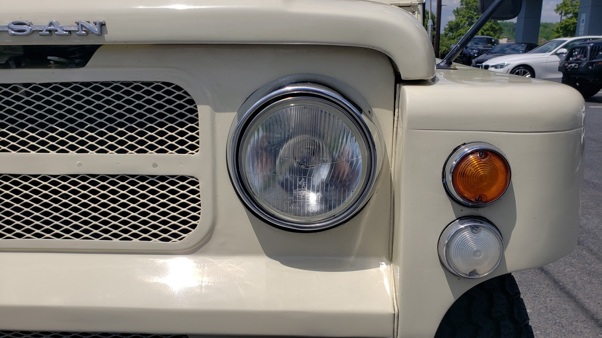 Used 1978 Nissan PATROL 4x4 / SOFT-TOP / 6-CYL / MANUAL / SEATS-9 / FULLY RESTORED for sale $32,400 at Formula Imports in Charlotte NC 28227 29