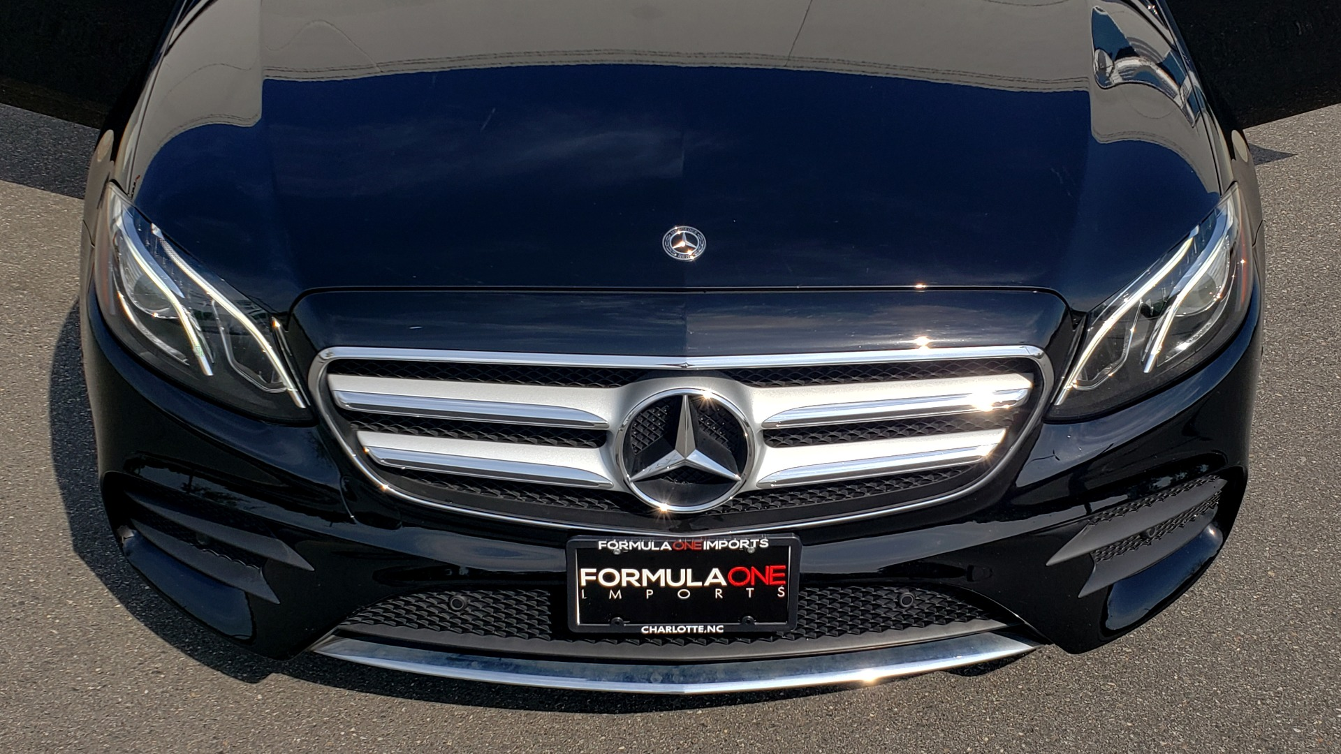Used 2018 Mercedes-Benz E-CLASS E 300 PREMIUM / 4MATIC / NAV / SUNROOF / H/K SND / REARVIEW for sale $34,195 at Formula Imports in Charlotte NC 28227 23