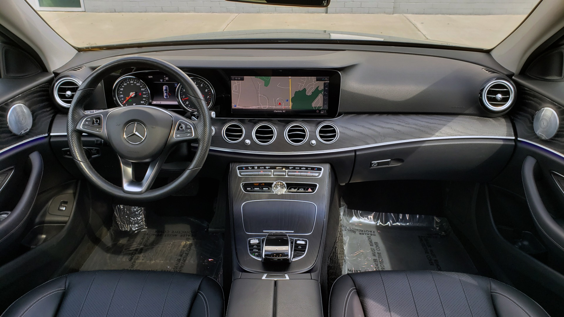 Used 2018 Mercedes-Benz E-CLASS E 300 PREMIUM / 4MATIC / NAV / SUNROOF / H/K SND / REARVIEW for sale $34,195 at Formula Imports in Charlotte NC 28227 69