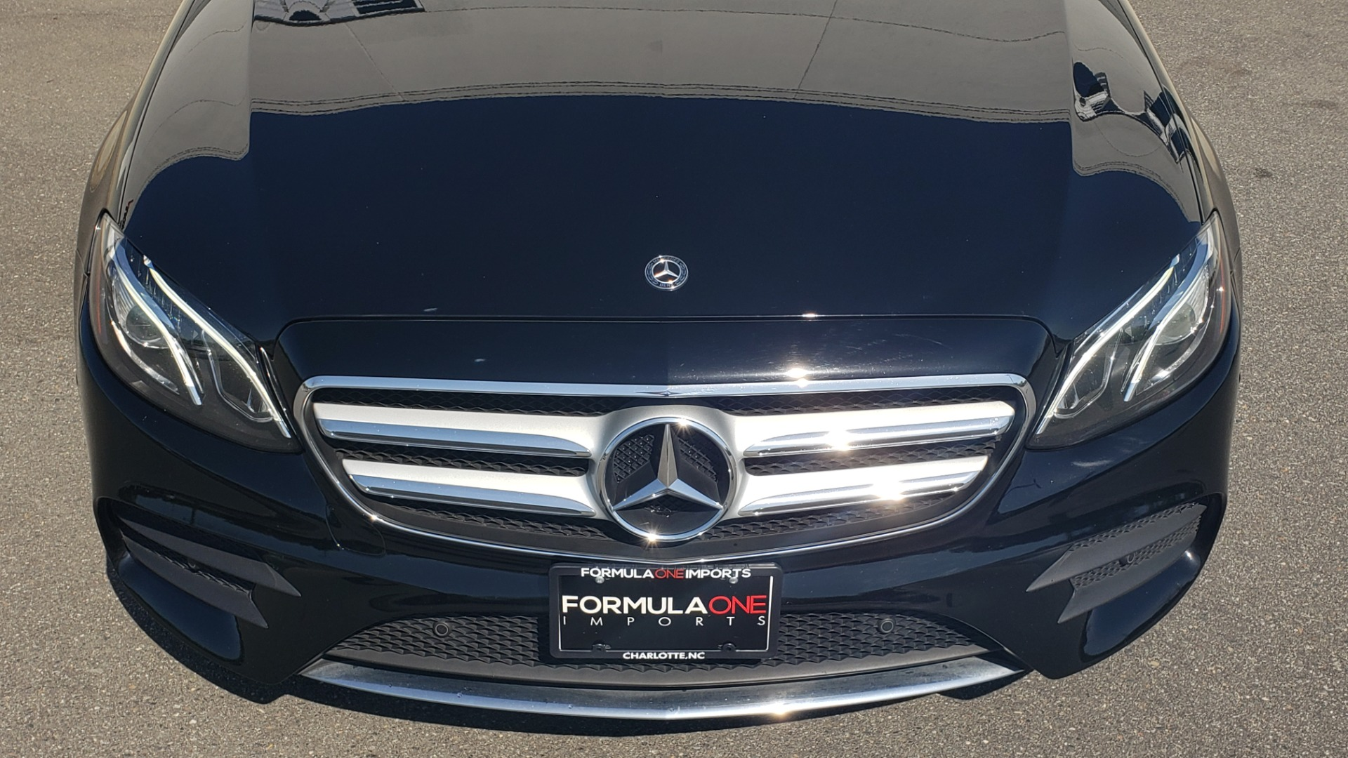 Used 2018 Mercedes-Benz E-CLASS E 300 4MATIC PREMIUM / NAV / BURMESTER SND / BSM / REARVIEW for sale $33,995 at Formula Imports in Charlotte NC 28227 26