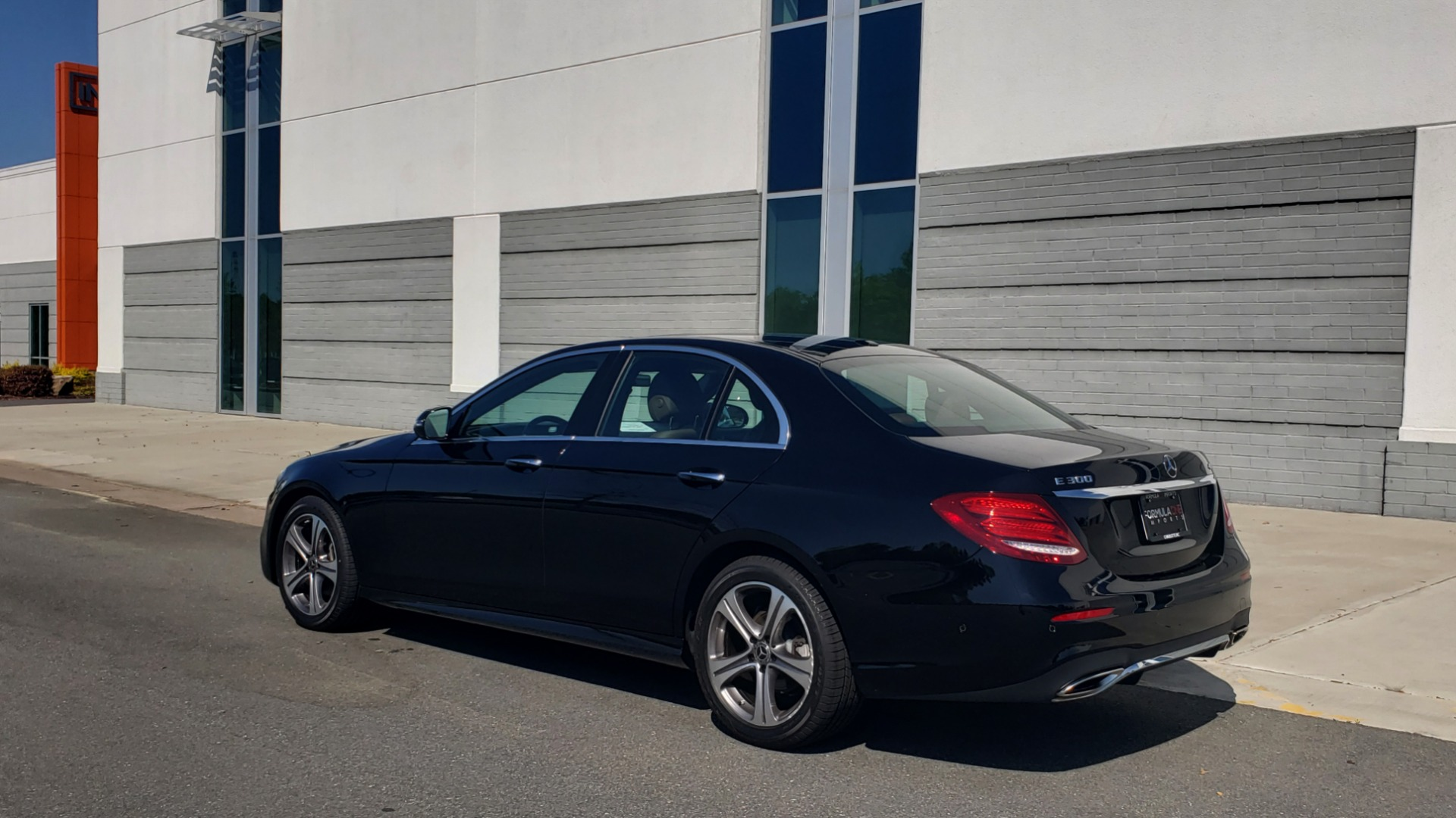 Used 2018 Mercedes-Benz E-CLASS E 300 4MATIC PREMIUM / NAV / BURMESTER SND / BSM / REARVIEW for sale $33,995 at Formula Imports in Charlotte NC 28227 6