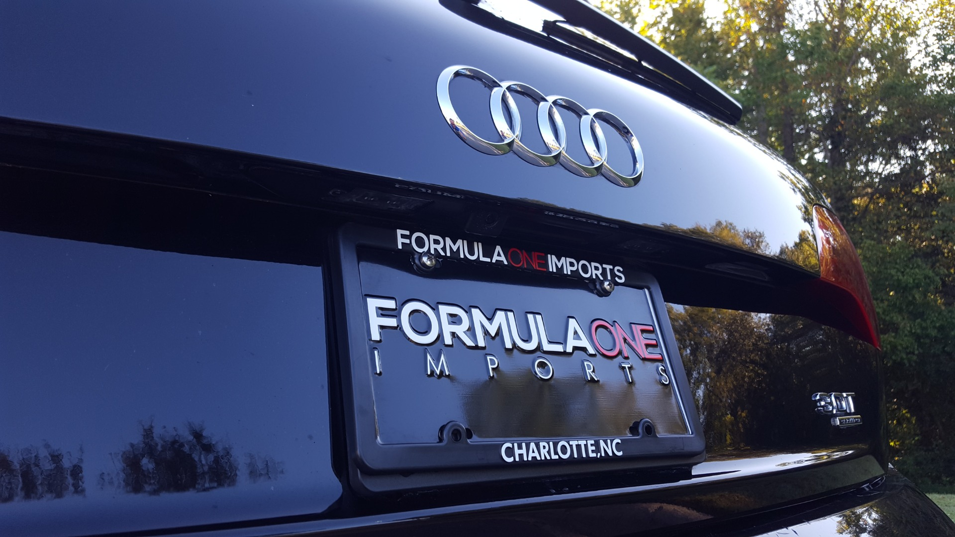 Used 2015 Audi Q7 3.0T PREMIUM PLUS TIPTRONIC / NAV / OFFROAD PLUS / WARM WEATHER / COLD WEAT for sale Sold at Formula Imports in Charlotte NC 28227 11