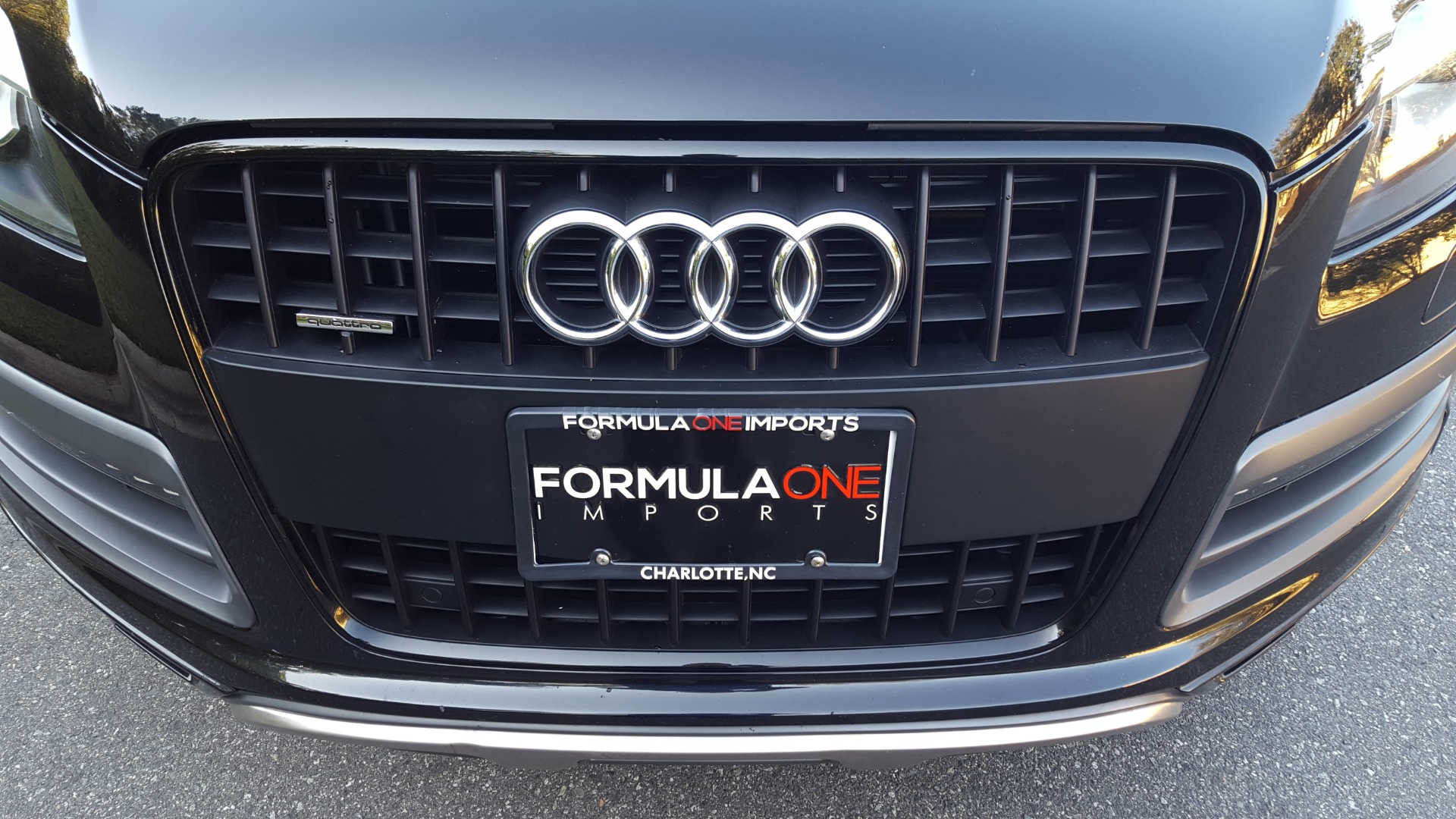 Used 2015 Audi Q7 3.0T PREMIUM PLUS TIPTRONIC / NAV / OFFROAD PLUS / WARM WEATHER / COLD WEAT for sale Sold at Formula Imports in Charlotte NC 28227 19