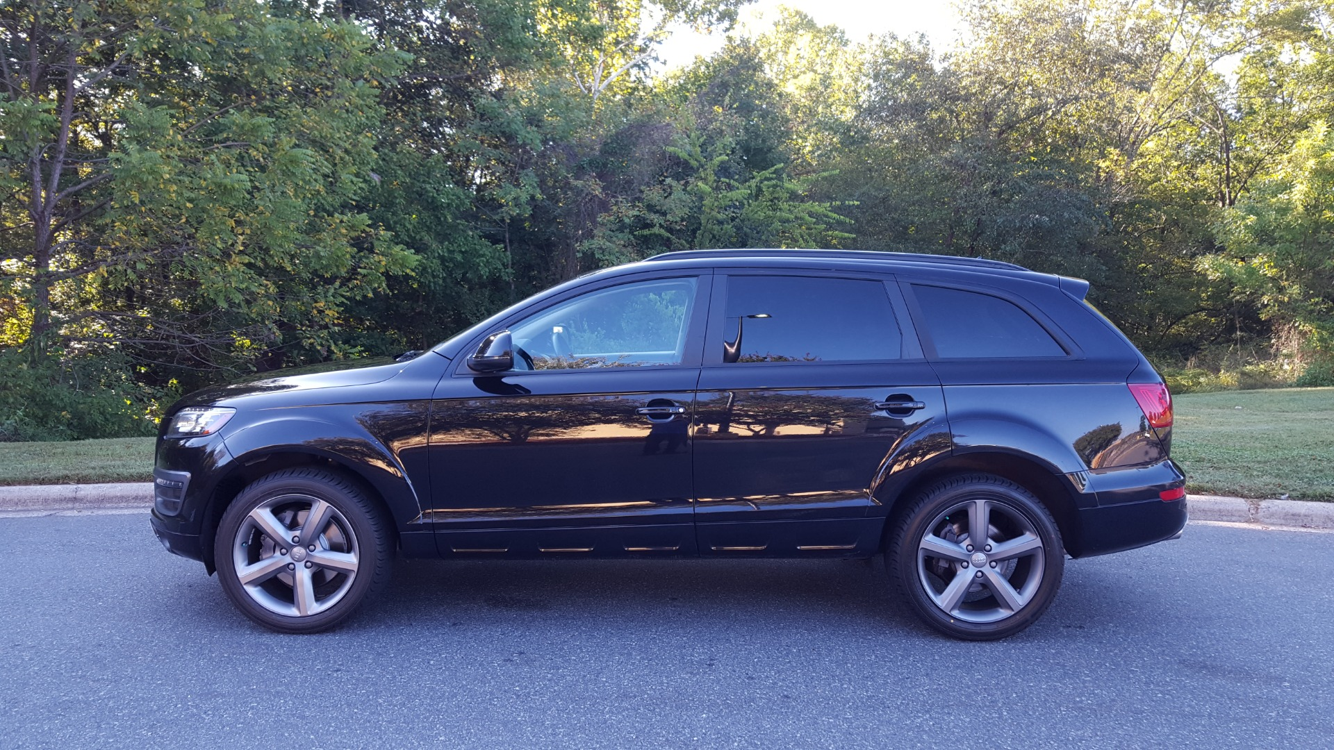 Used 2015 Audi Q7 3.0T PREMIUM PLUS TIPTRONIC / NAV / OFFROAD PLUS / WARM WEATHER / COLD WEAT for sale Sold at Formula Imports in Charlotte NC 28227 2