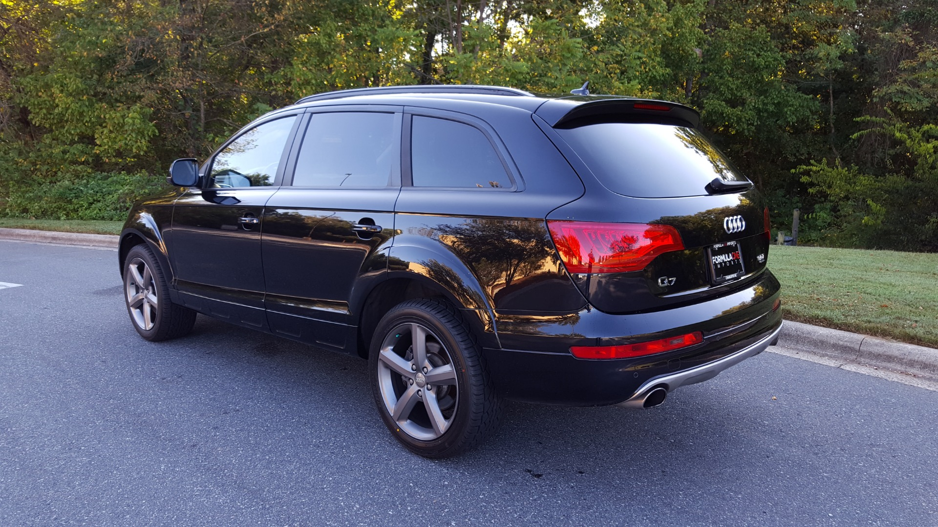 Used 2015 Audi Q7 3.0T PREMIUM PLUS TIPTRONIC / NAV / OFFROAD PLUS / WARM WEATHER / COLD WEAT for sale Sold at Formula Imports in Charlotte NC 28227 3