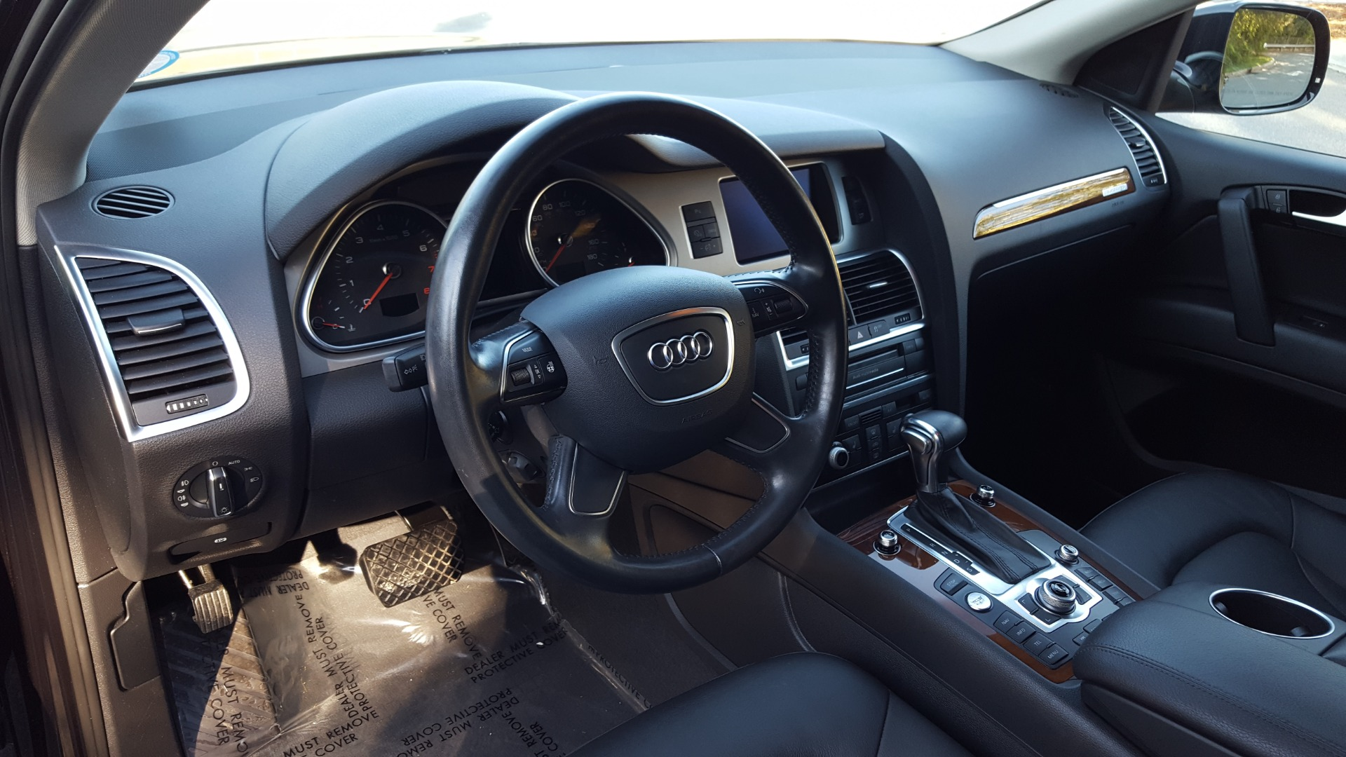 Used 2015 Audi Q7 3.0T PREMIUM PLUS TIPTRONIC / NAV / OFFROAD PLUS / WARM WEATHER / COLD WEAT for sale Sold at Formula Imports in Charlotte NC 28227 41
