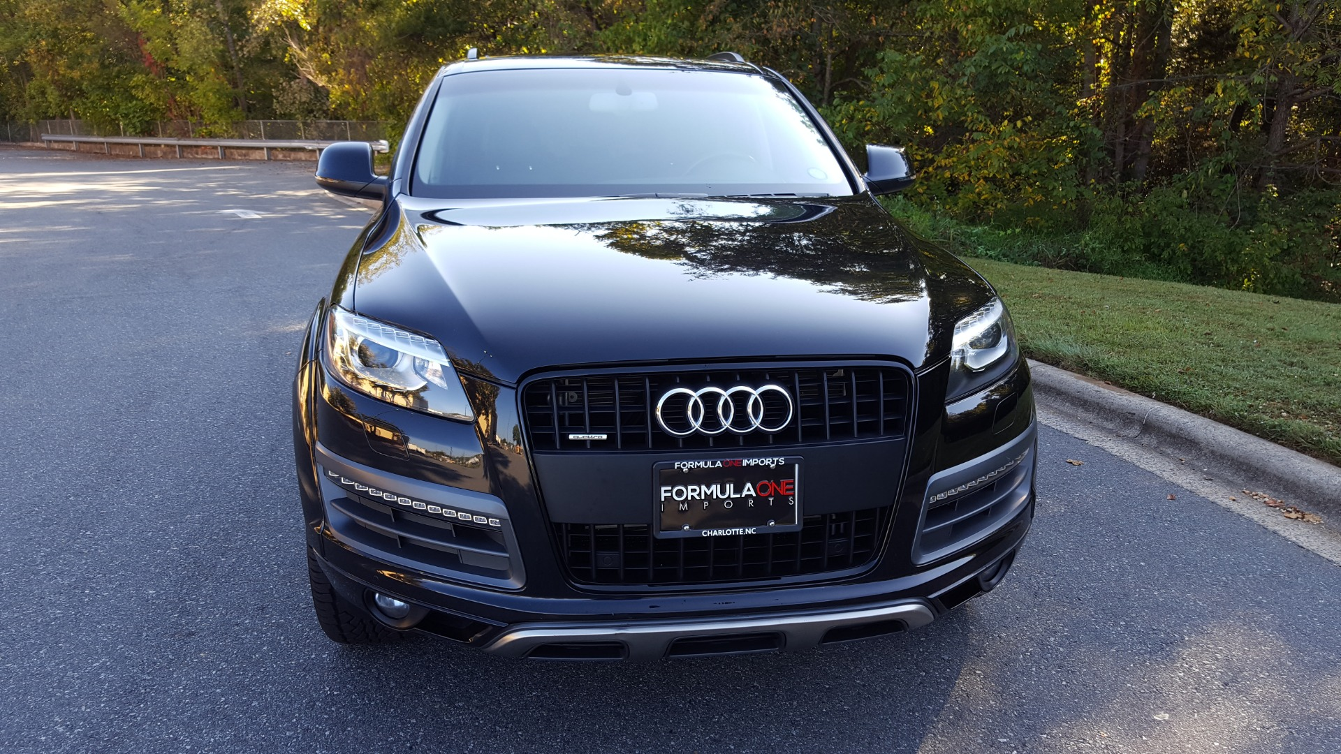 Used 2015 Audi Q7 3.0T PREMIUM PLUS TIPTRONIC / NAV / OFFROAD PLUS / WARM WEATHER / COLD WEAT for sale Sold at Formula Imports in Charlotte NC 28227 5