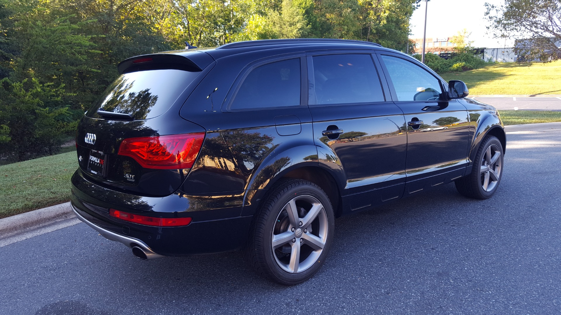 Used 2015 Audi Q7 3.0T PREMIUM PLUS TIPTRONIC / NAV / OFFROAD PLUS / WARM WEATHER / COLD WEAT for sale Sold at Formula Imports in Charlotte NC 28227 8