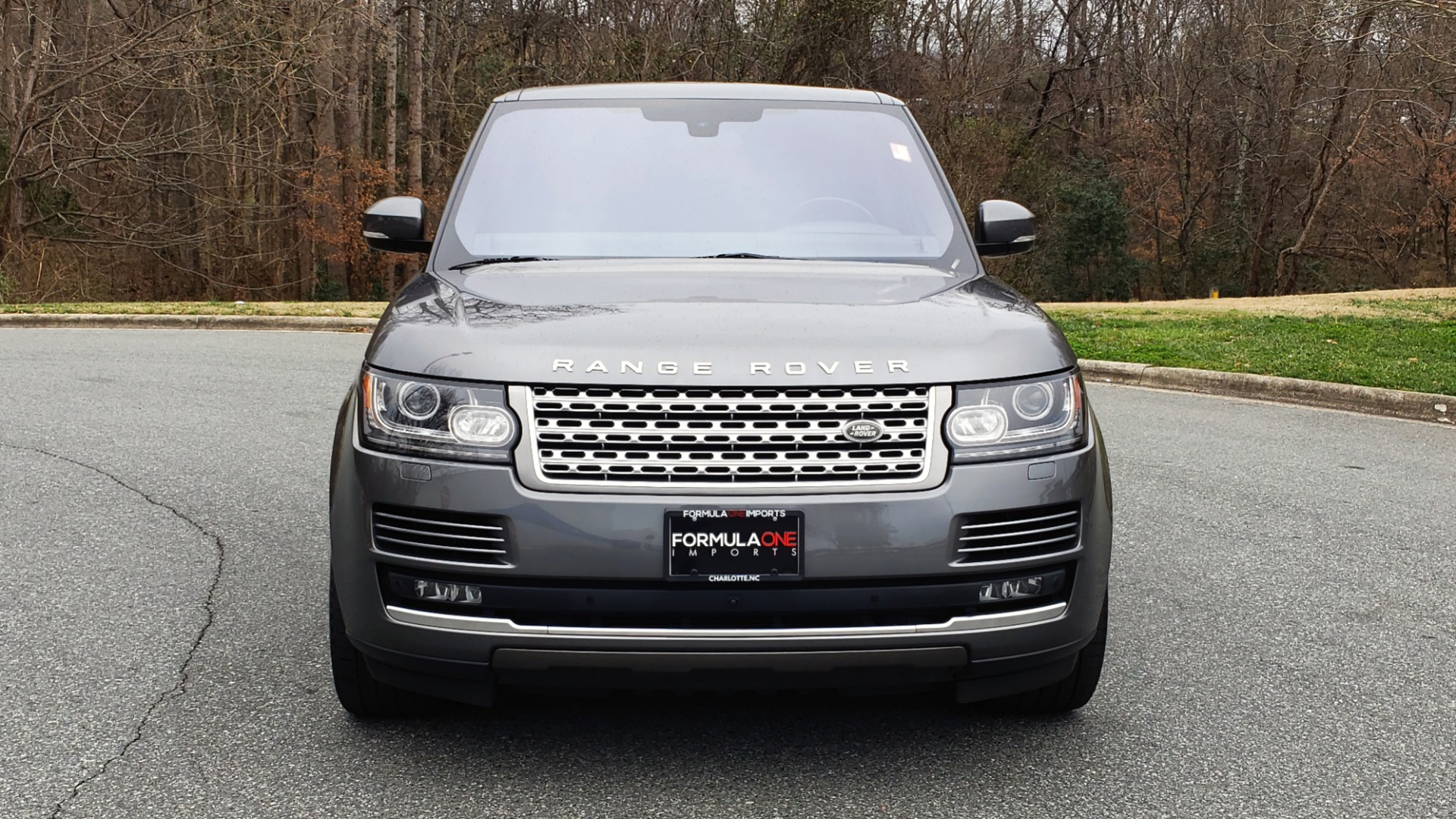 Used 2016 Land Rover Range Rover Supercharged for sale $54,995 at Formula Imports in Charlotte NC 28227 25