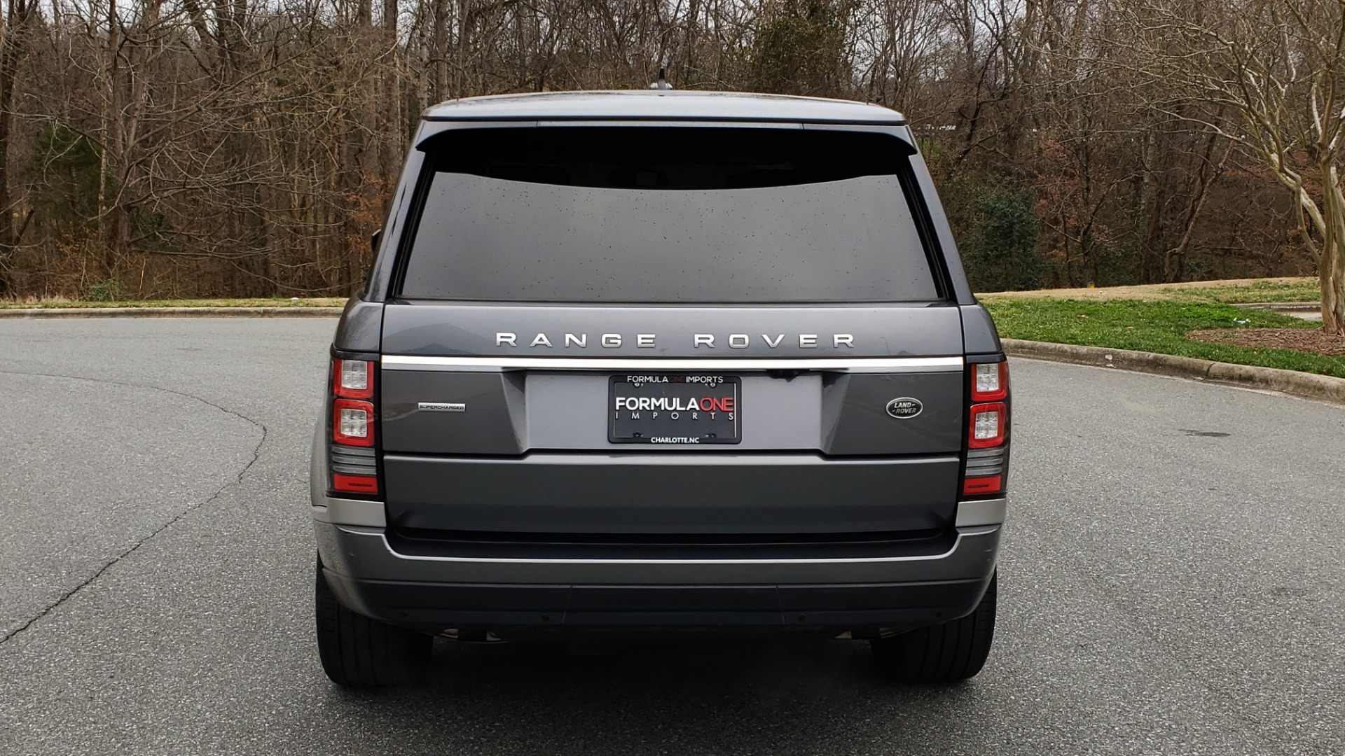 Used 2016 Land Rover Range Rover Supercharged for sale $54,995 at Formula Imports in Charlotte NC 28227 31
