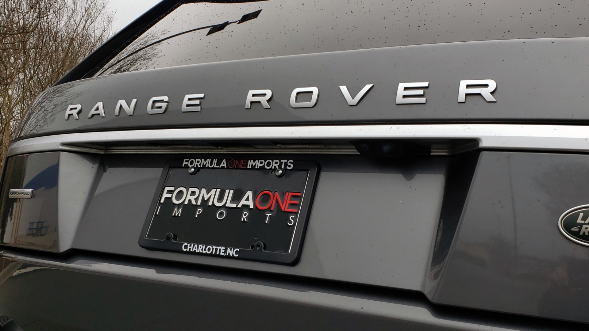 Used 2016 Land Rover Range Rover Supercharged for sale $54,995 at Formula Imports in Charlotte NC 28227 34