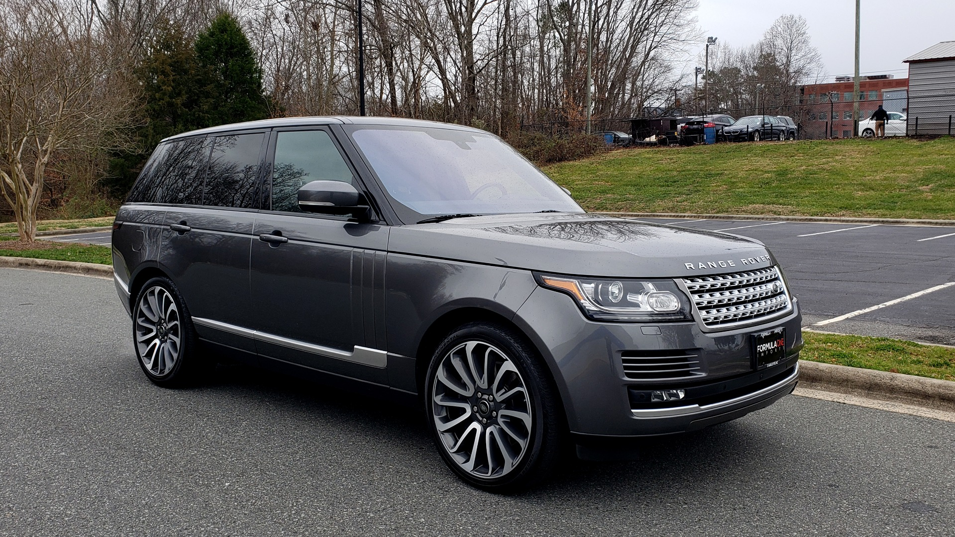 Used 2016 Land Rover Range Rover Supercharged for sale $54,995 at Formula Imports in Charlotte NC 28227 4