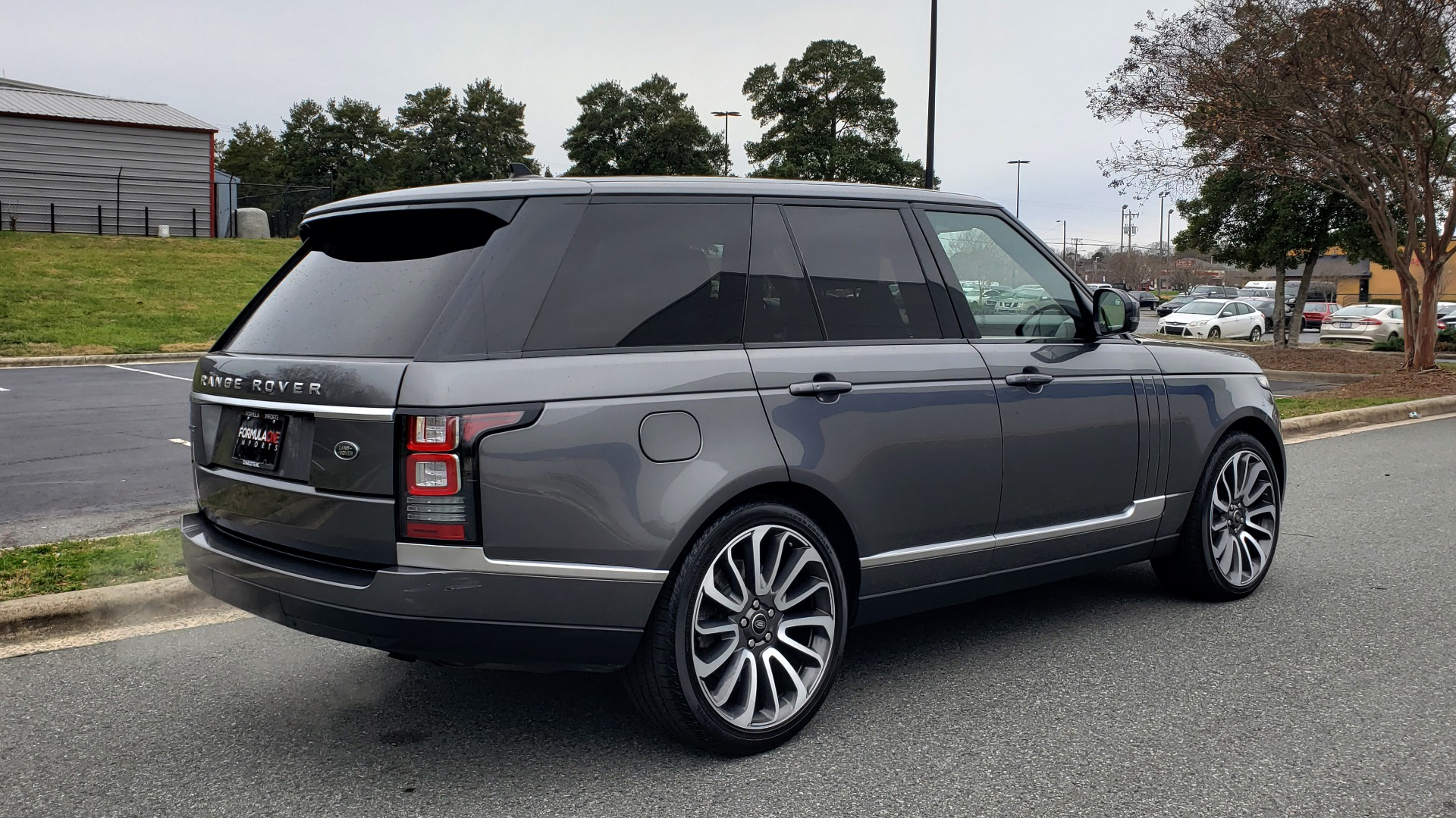 Used 2016 Land Rover Range Rover Supercharged for sale $54,995 at Formula Imports in Charlotte NC 28227 6