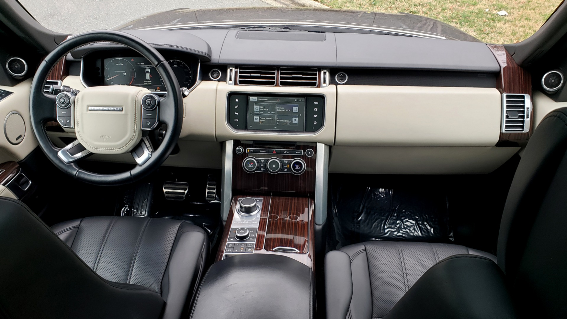 Used 2016 Land Rover Range Rover Supercharged for sale $54,995 at Formula Imports in Charlotte NC 28227 83