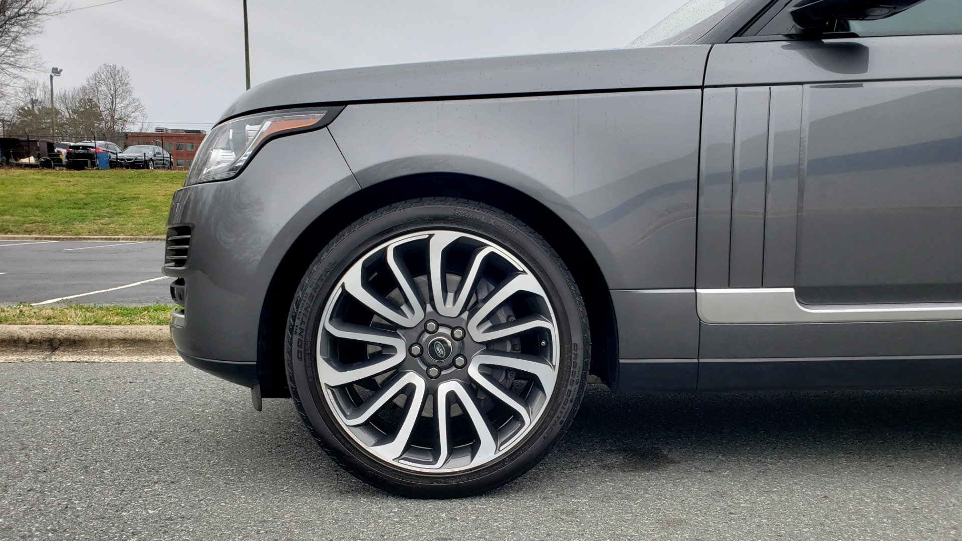 Used 2016 Land Rover Range Rover Supercharged for sale $54,995 at Formula Imports in Charlotte NC 28227 87