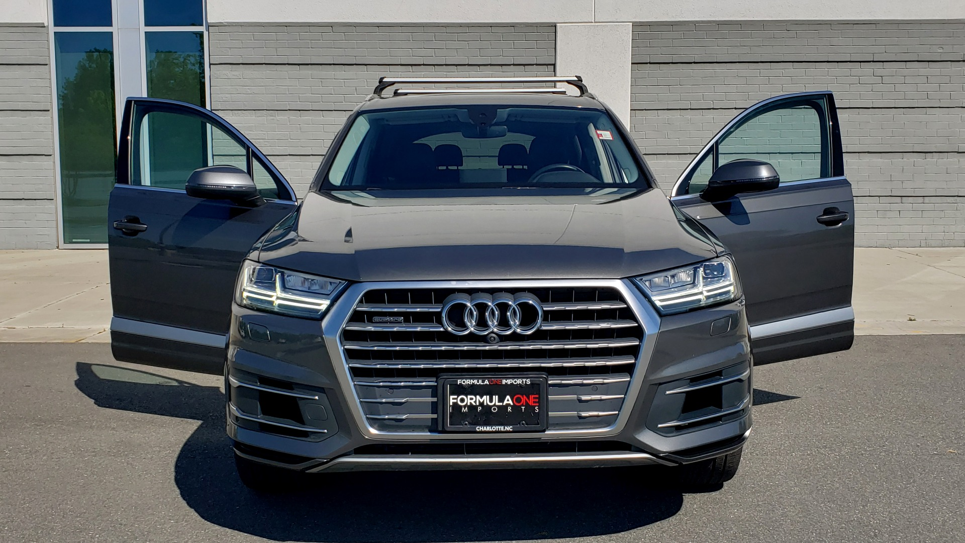 Used 2018 Audi Q7 PREMIUM PLUS TIPTRONIC / NAV / SUNROOF / VISION PKG / CLD WTHR / REARVIEW for sale $44,395 at Formula Imports in Charlotte NC 28227 25