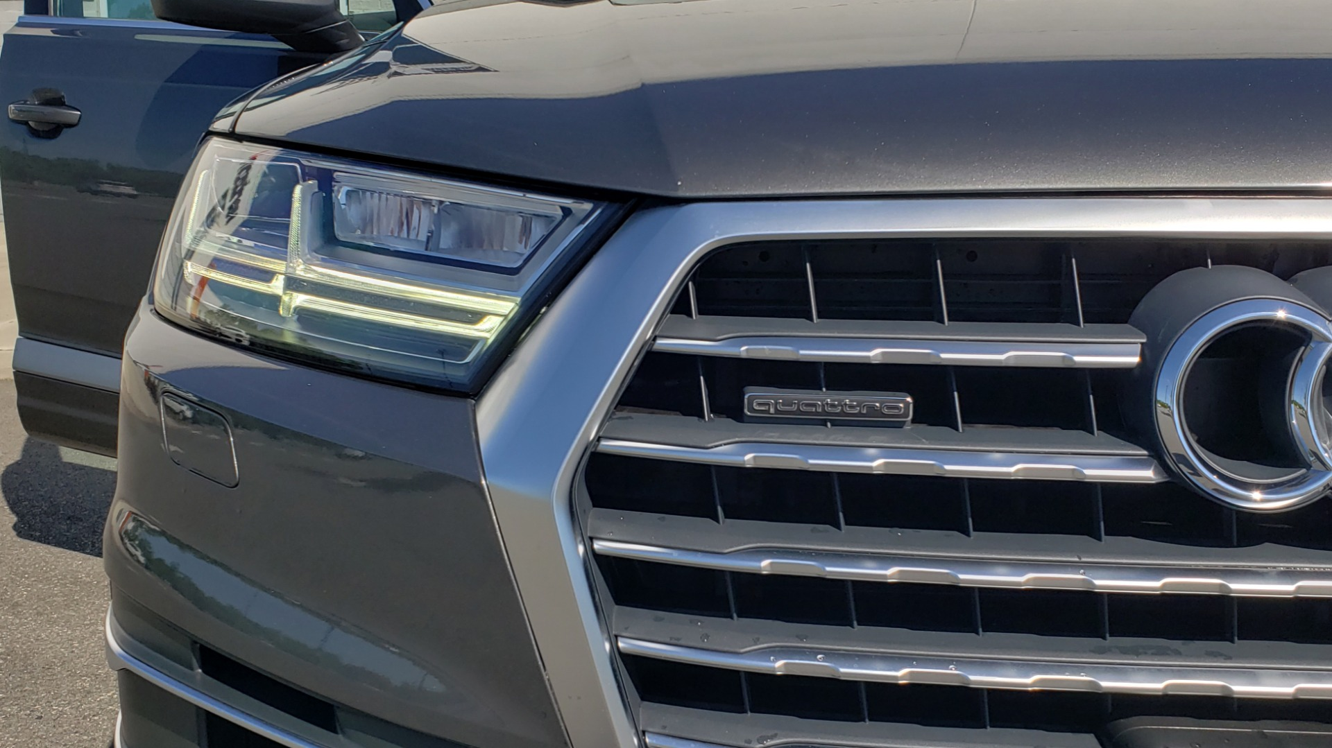 Used 2018 Audi Q7 PREMIUM PLUS TIPTRONIC / NAV / SUNROOF / VISION PKG / CLD WTHR / REARVIEW for sale $44,395 at Formula Imports in Charlotte NC 28227 26