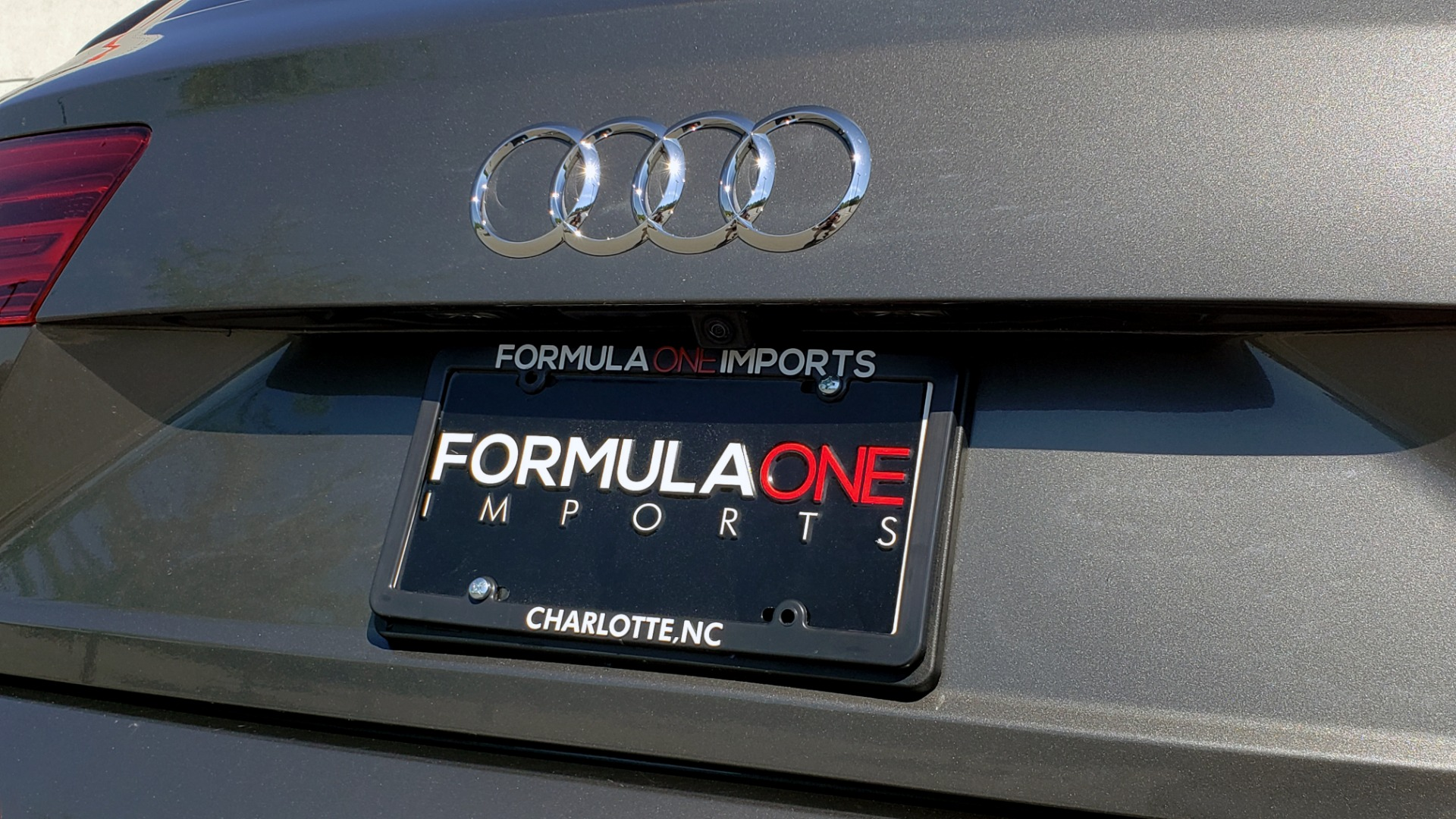 Used 2018 Audi Q7 PREMIUM PLUS TIPTRONIC / NAV / SUNROOF / VISION PKG / CLD WTHR / REARVIEW for sale $44,395 at Formula Imports in Charlotte NC 28227 34