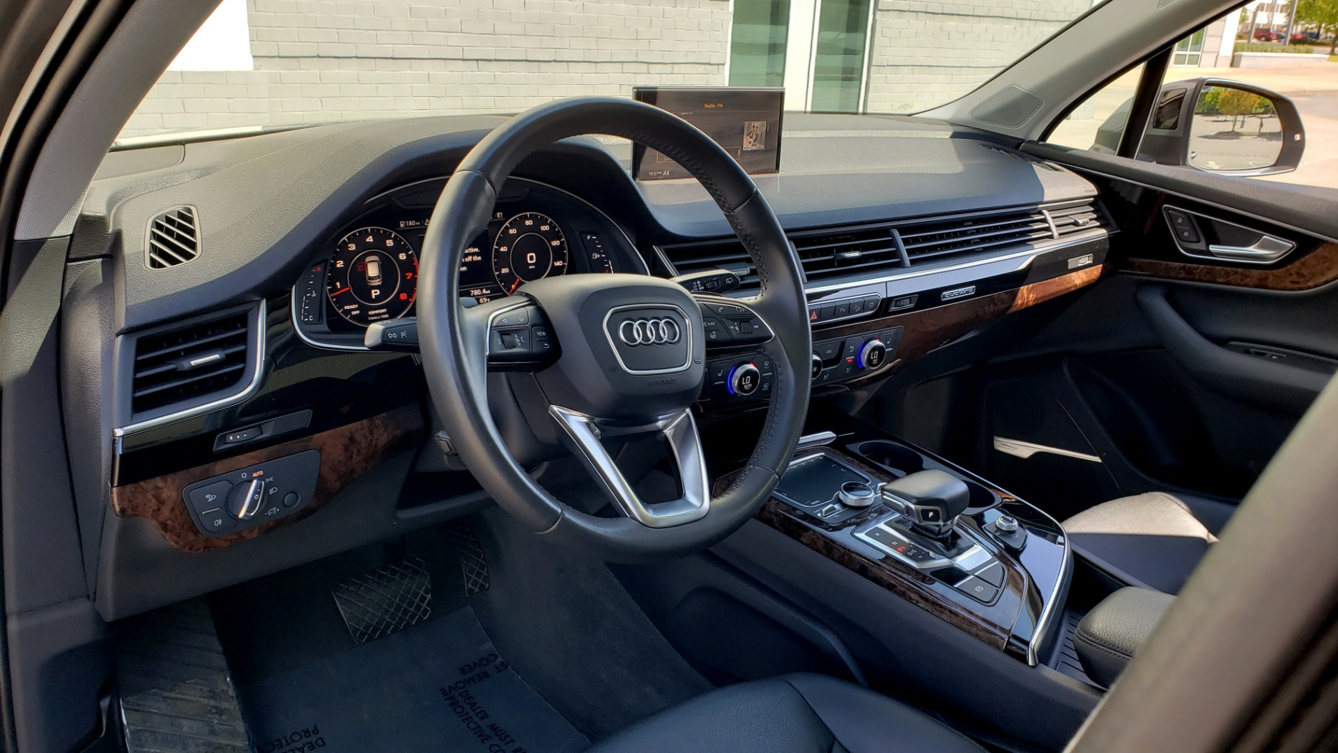 Used 2018 Audi Q7 PREMIUM PLUS TIPTRONIC / NAV / SUNROOF / VISION PKG / CLD WTHR / REARVIEW for sale $44,395 at Formula Imports in Charlotte NC 28227 41