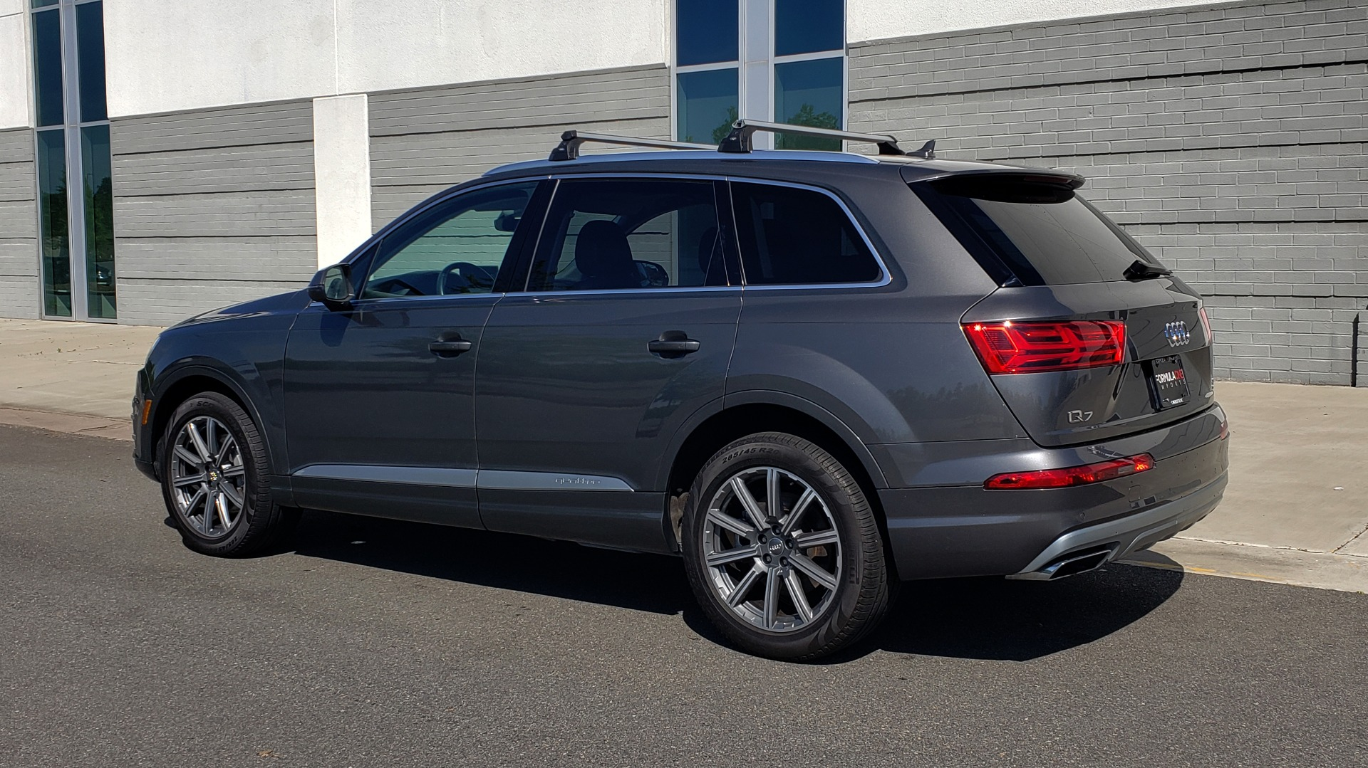 Used 2018 Audi Q7 PREMIUM PLUS TIPTRONIC / NAV / SUNROOF / VISION PKG / CLD WTHR / REARVIEW for sale $44,395 at Formula Imports in Charlotte NC 28227 5