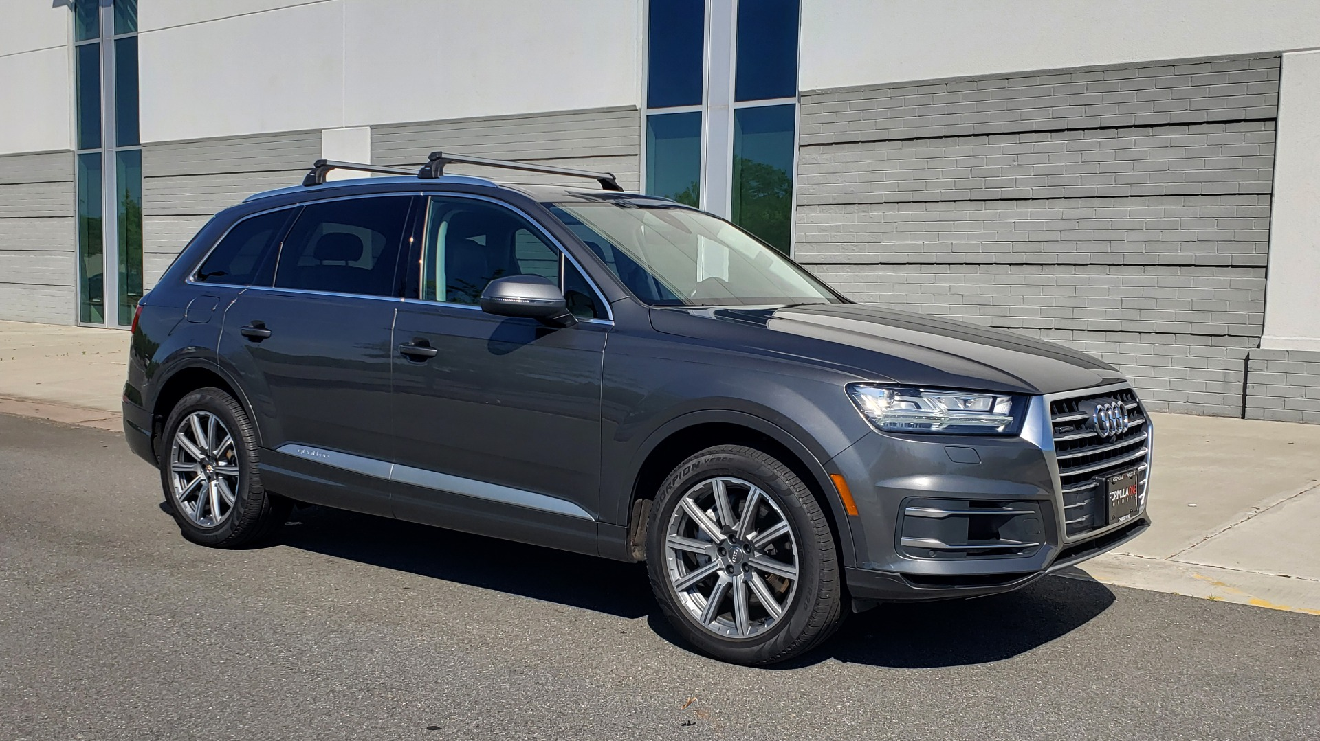 Used 2018 Audi Q7 PREMIUM PLUS TIPTRONIC / NAV / SUNROOF / VISION PKG / CLD WTHR / REARVIEW for sale $44,395 at Formula Imports in Charlotte NC 28227 6