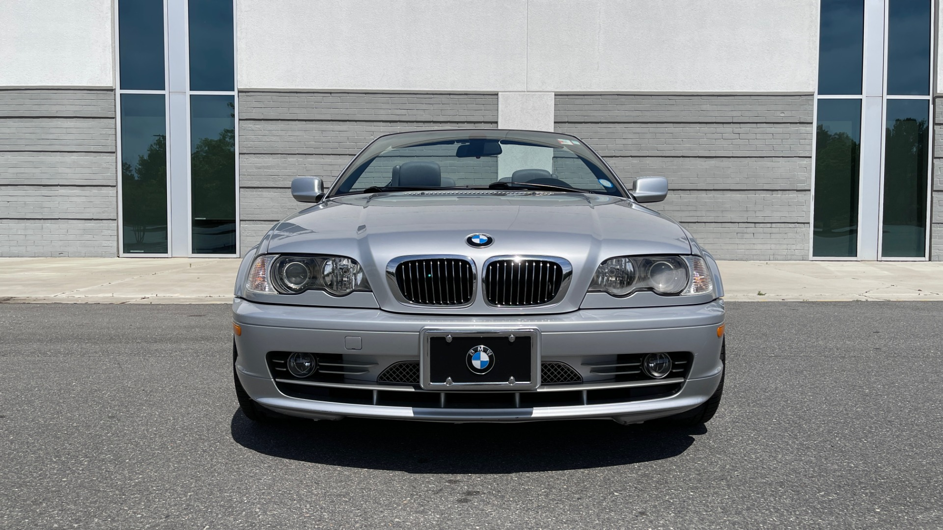Used 2003 BMW 3 SERIES 330CI PREMIUM CONVERTIBLE / SPORT PKG / XENON HDLTS / STEPTRONIC AUTO for sale Sold at Formula Imports in Charlotte NC 28227 21