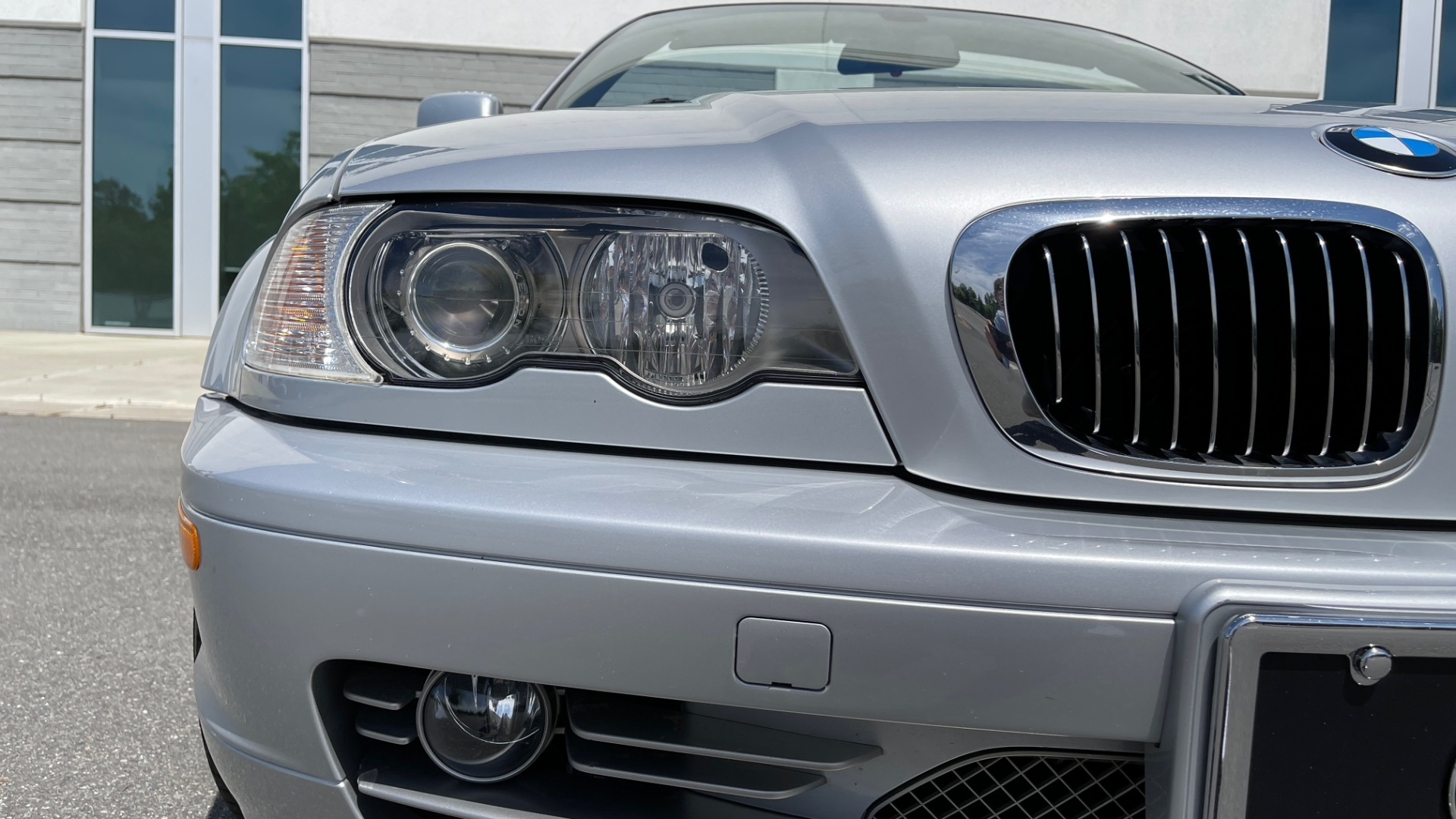 Used 2003 BMW 3 SERIES 330CI PREMIUM CONVERTIBLE / SPORT PKG / XENON HDLTS / STEPTRONIC AUTO for sale Sold at Formula Imports in Charlotte NC 28227 24