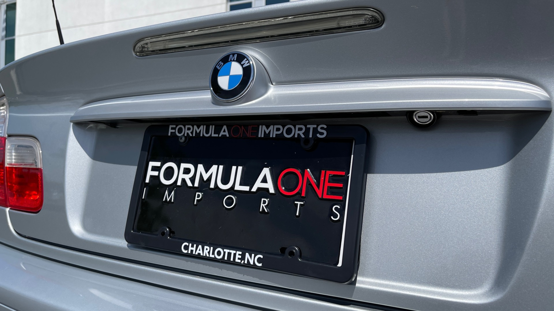Used 2003 BMW 3 SERIES 330CI PREMIUM CONVERTIBLE / SPORT PKG / XENON HDLTS / STEPTRONIC AUTO for sale Sold at Formula Imports in Charlotte NC 28227 39