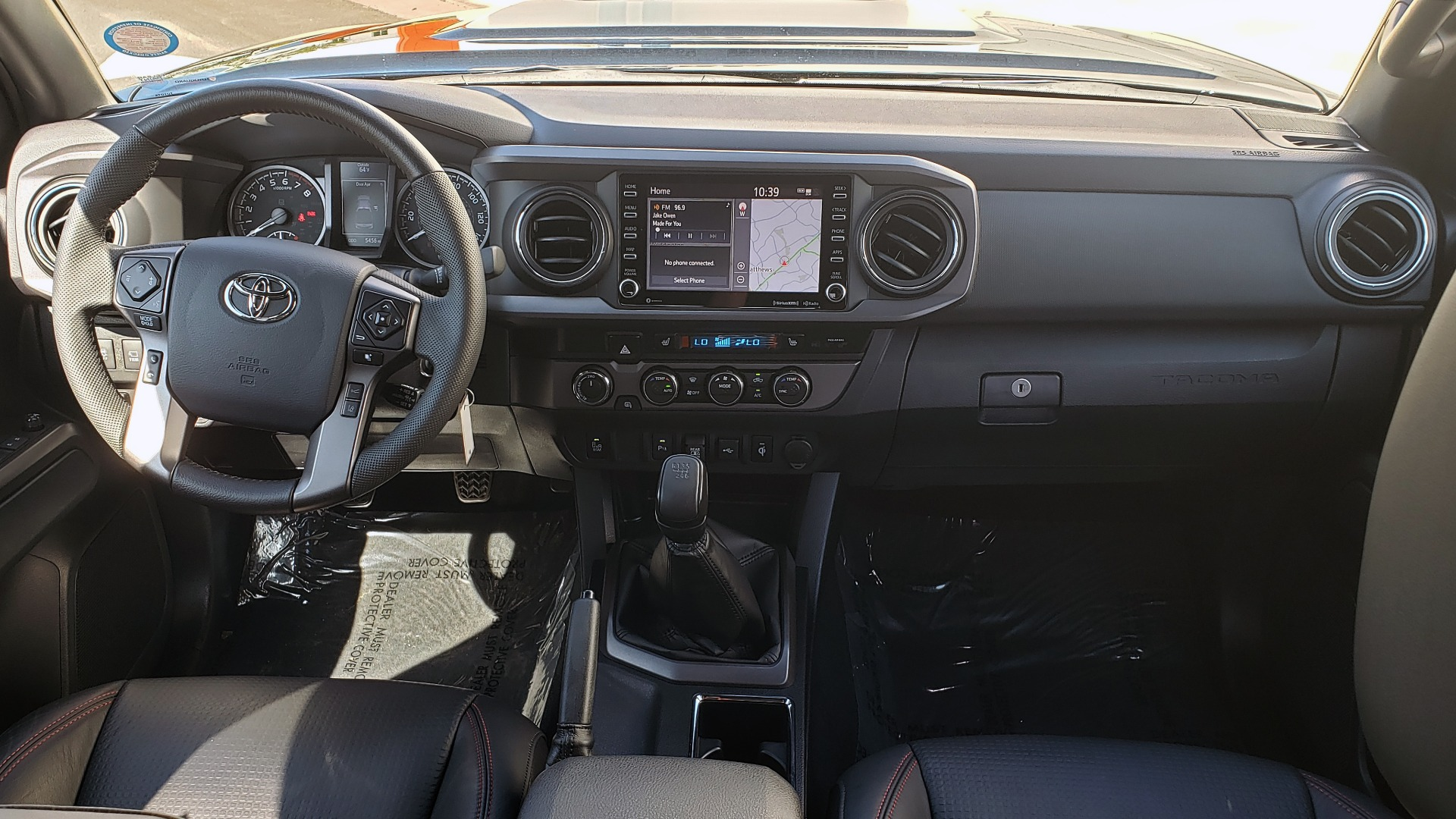Used 2020 Toyota TACOMA 4WD TRD PRO / DOUBLECAB / 6-SPD MAN / NAV / SUNROOF / REARVIEW for sale Sold at Formula Imports in Charlotte NC 28227 77
