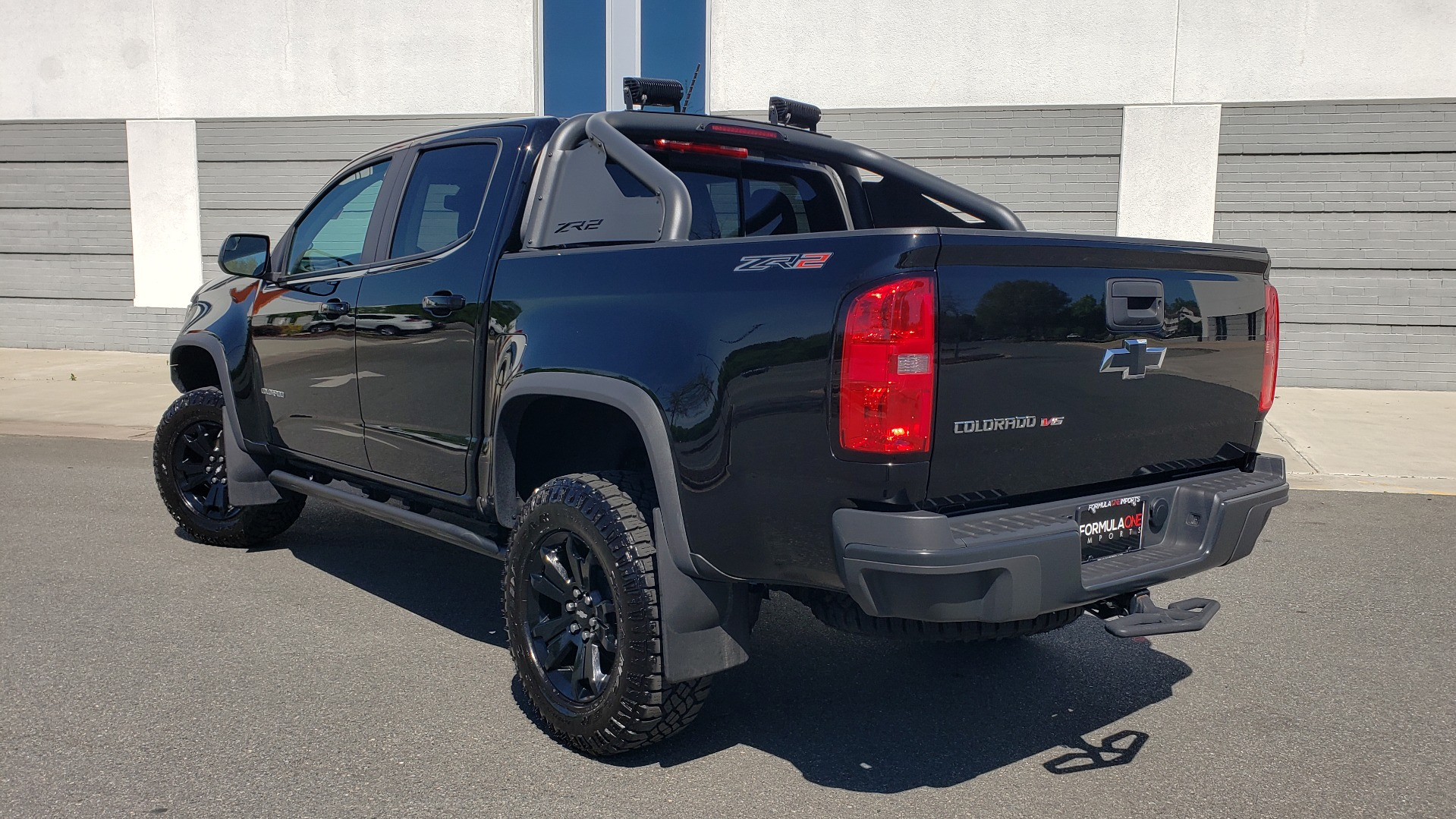 Used 2018 Chevrolet COLORADO 4WD ZR2 / CREWCAB / 128.3 WB / NAV / MIDNIGHT EDITION / BOSE for sale Sold at Formula Imports in Charlotte NC 28227 2