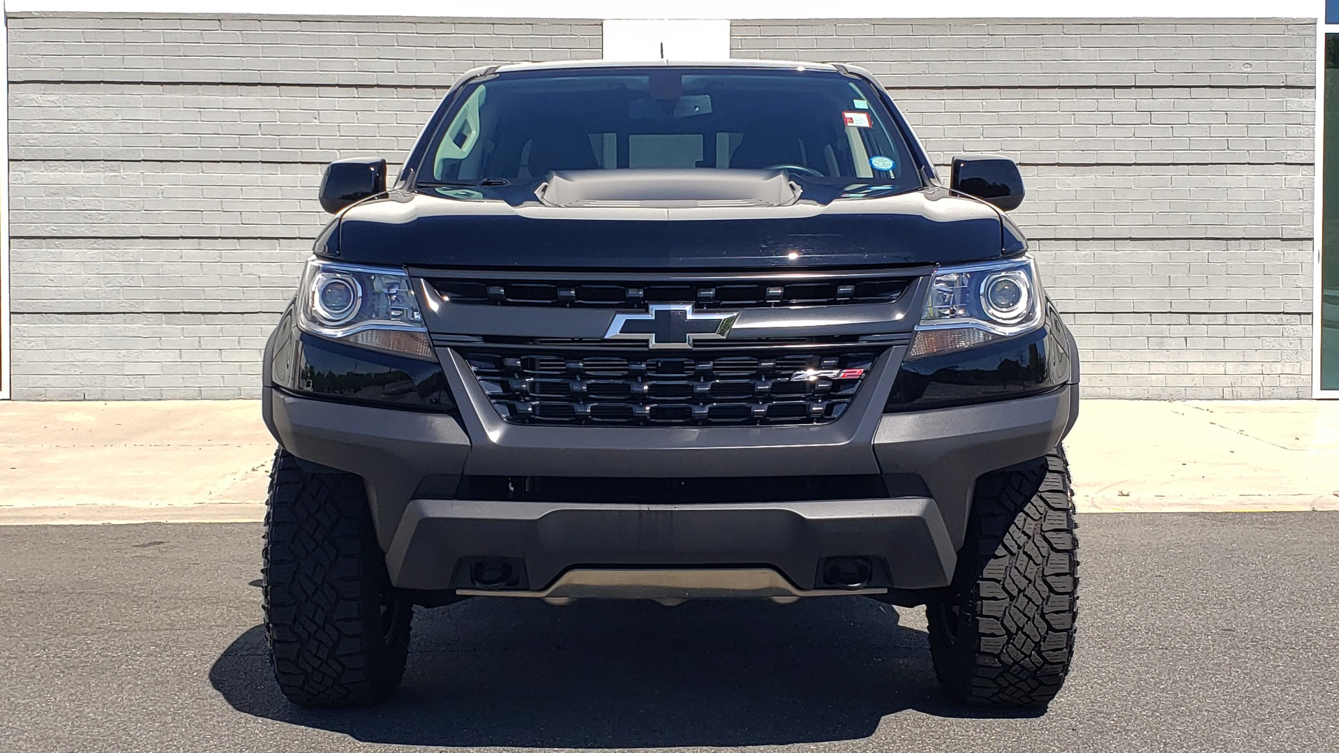 Used 2018 Chevrolet COLORADO 4WD ZR2 / CREWCAB / 128.3 WB / NAV / MIDNIGHT EDITION / BOSE for sale Sold at Formula Imports in Charlotte NC 28227 22