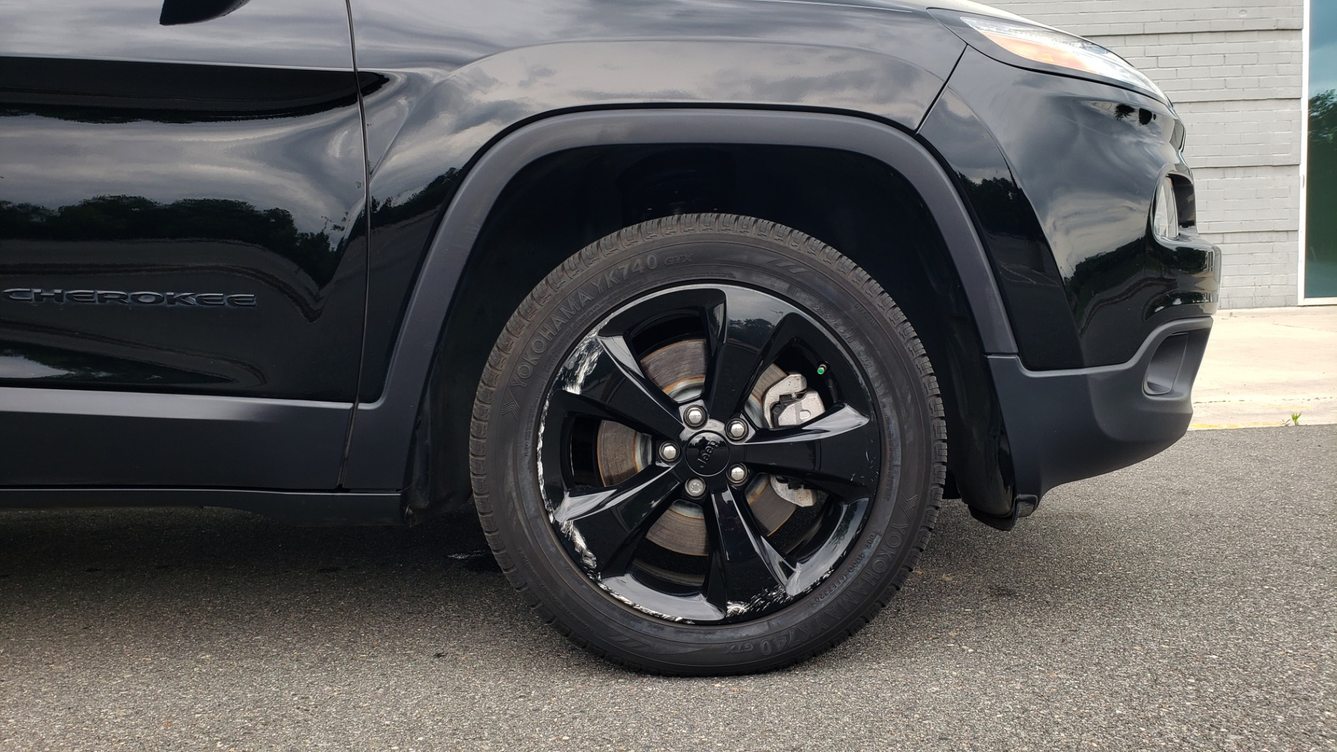 Used 2018 Jeep CHEROKEE LIMITED HIGH ALTITUDE FWD / PARK ASST / BLIND SPOT / REARVIEW for sale $20,995 at Formula Imports in Charlotte NC 28227 80