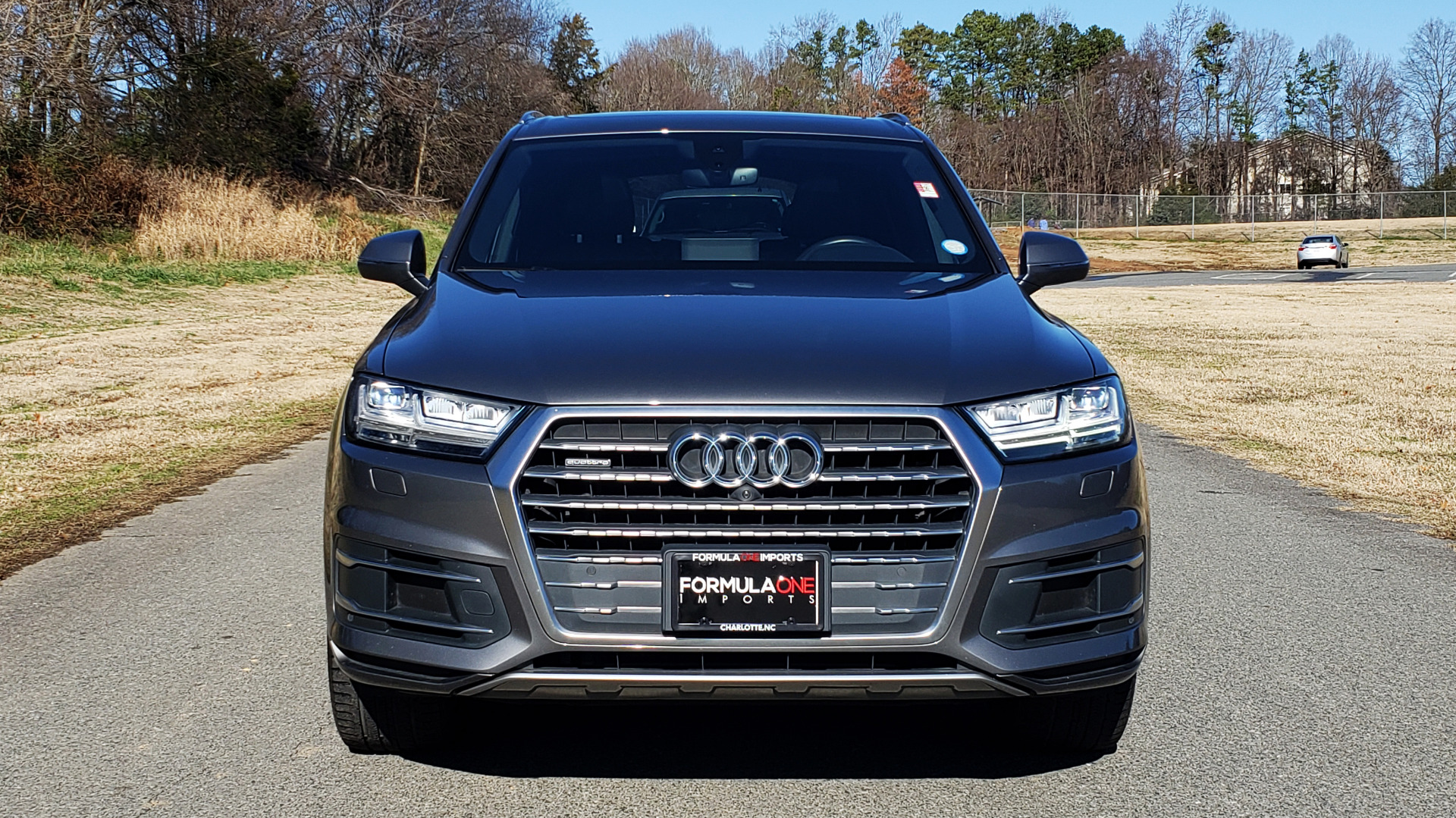 Used 2017 Audi Q7 PREMIUM PLUS / 2.0T TIPTRONIC / NAV / PANO-ROOF / 3-ROW / REARVIEW for sale $33,999 at Formula Imports in Charlotte NC 28227 10