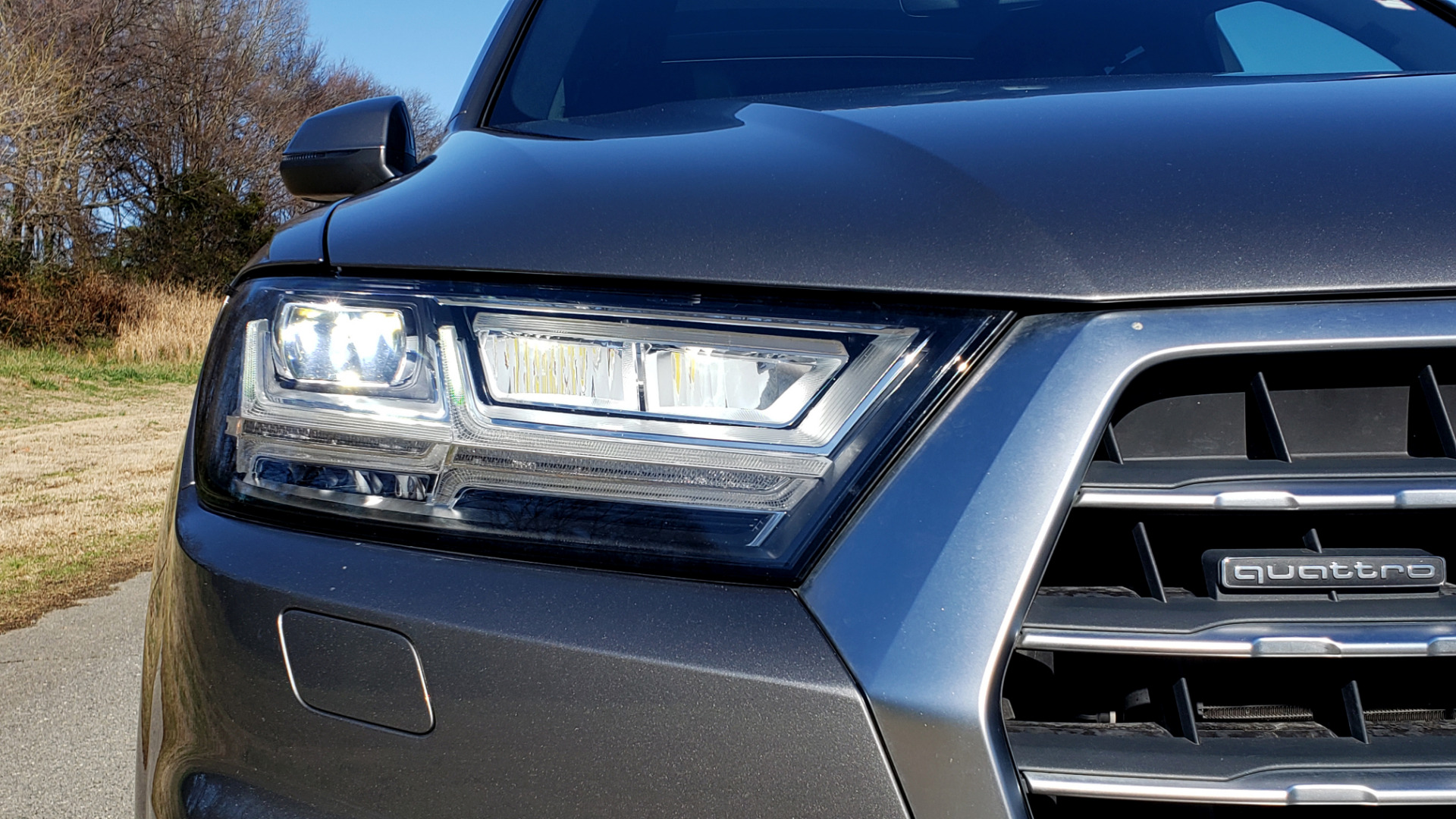 Used 2017 Audi Q7 PREMIUM PLUS / 2.0T TIPTRONIC / NAV / PANO-ROOF / 3-ROW / REARVIEW for sale $33,999 at Formula Imports in Charlotte NC 28227 11