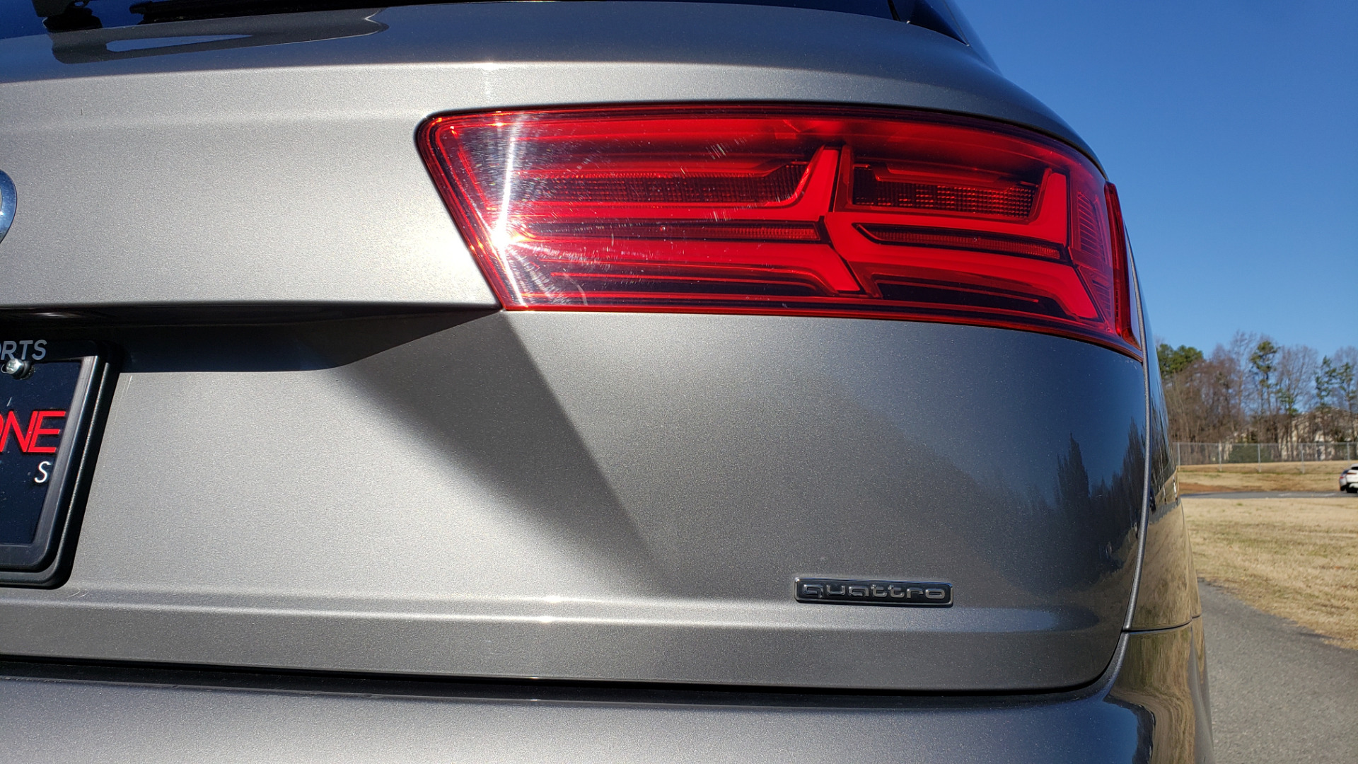 Used 2017 Audi Q7 PREMIUM PLUS / 2.0T TIPTRONIC / NAV / PANO-ROOF / 3-ROW / REARVIEW for sale $33,999 at Formula Imports in Charlotte NC 28227 27