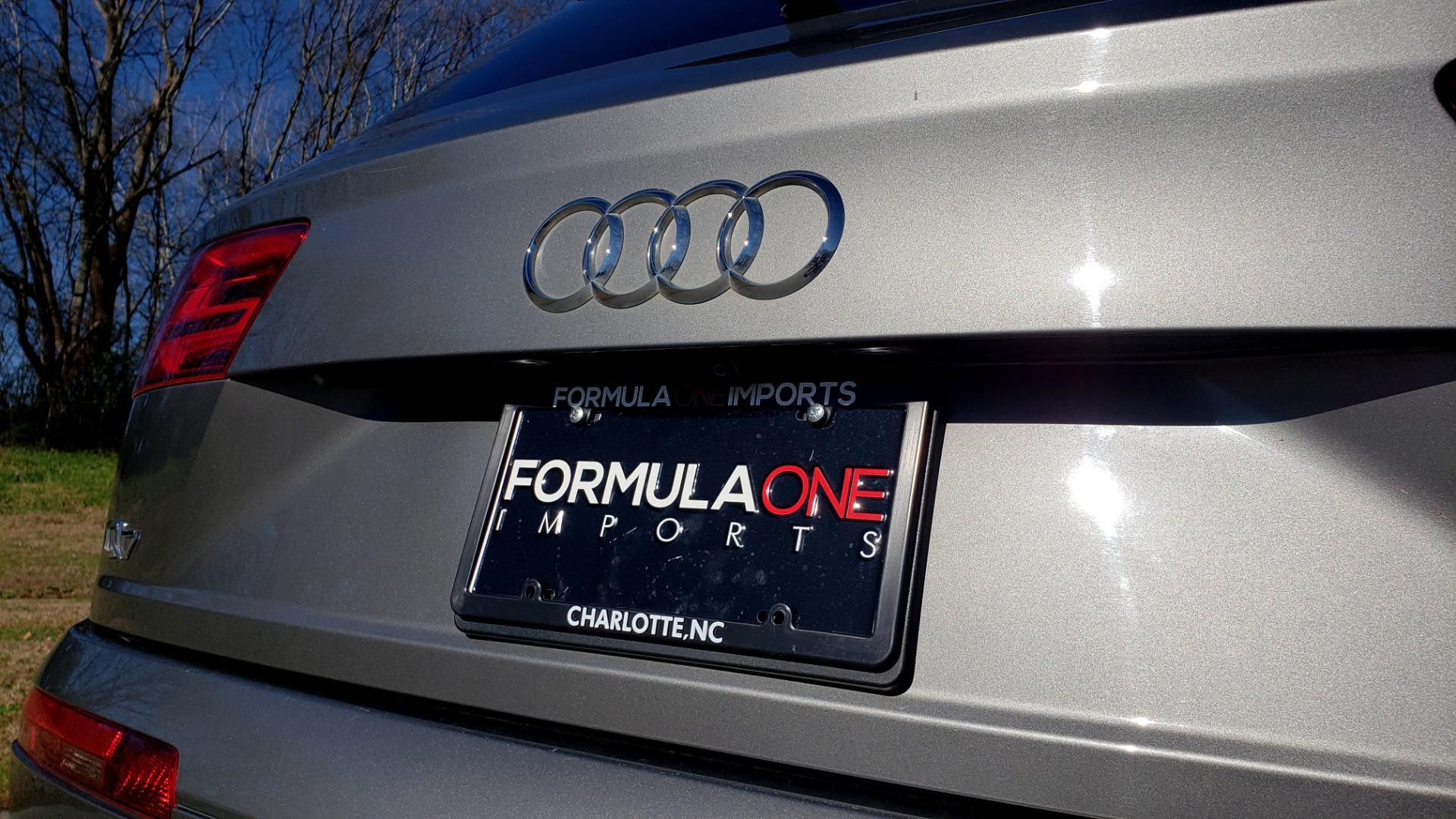 Used 2017 Audi Q7 PREMIUM PLUS / 2.0T TIPTRONIC / NAV / PANO-ROOF / 3-ROW / REARVIEW for sale $33,999 at Formula Imports in Charlotte NC 28227 28