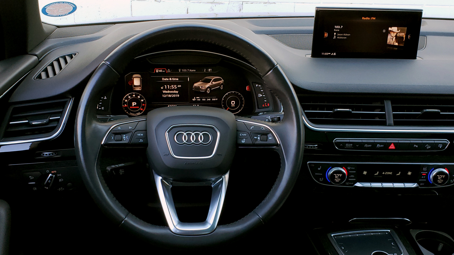 Used 2017 Audi Q7 PREMIUM PLUS / 2.0T TIPTRONIC / NAV / PANO-ROOF / 3-ROW / REARVIEW for sale $33,999 at Formula Imports in Charlotte NC 28227 46