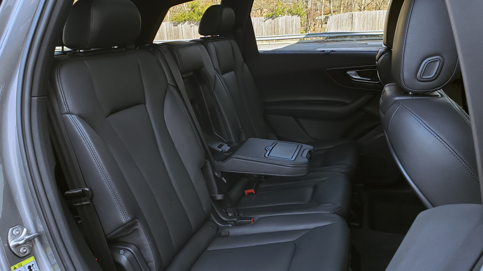 Used 2017 Audi Q7 PREMIUM PLUS / 2.0T TIPTRONIC / NAV / PANO-ROOF / 3-ROW / REARVIEW for sale $33,999 at Formula Imports in Charlotte NC 28227 81