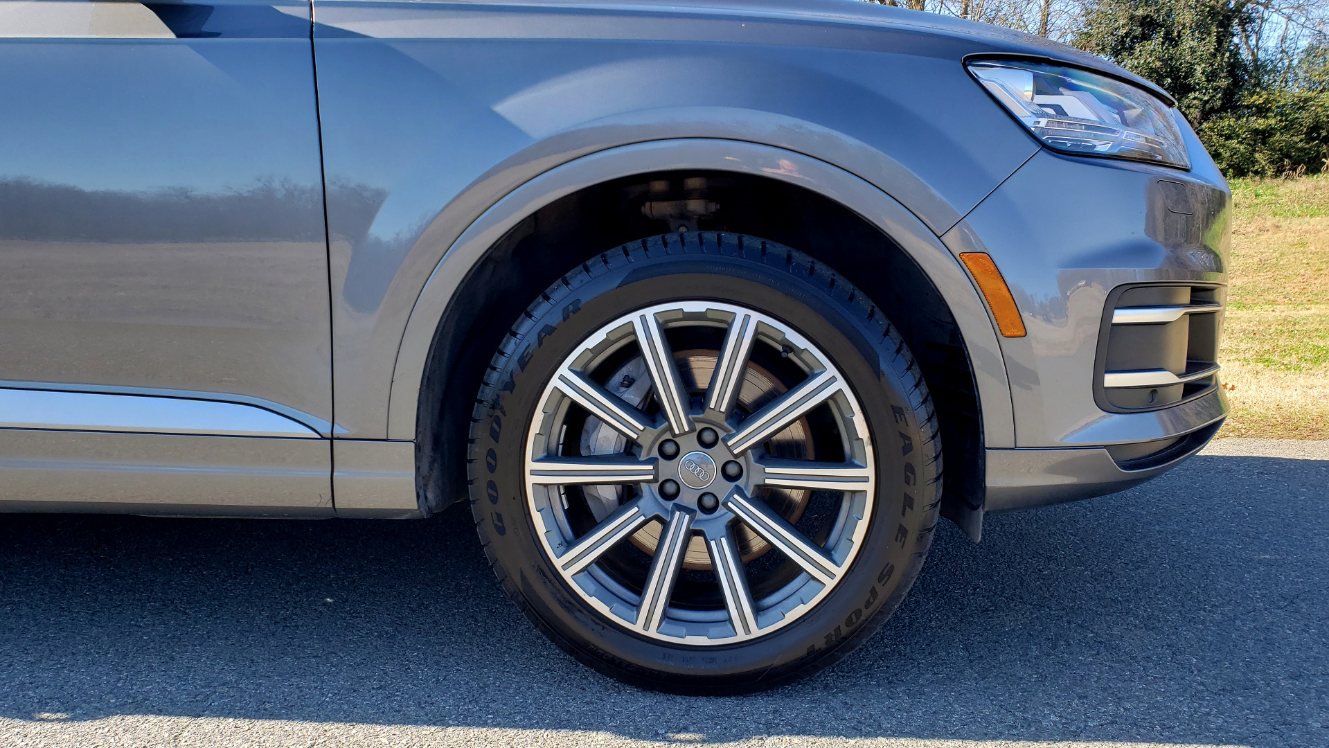 Used 2017 Audi Q7 PREMIUM PLUS / 2.0T TIPTRONIC / NAV / PANO-ROOF / 3-ROW / REARVIEW for sale $33,999 at Formula Imports in Charlotte NC 28227 89