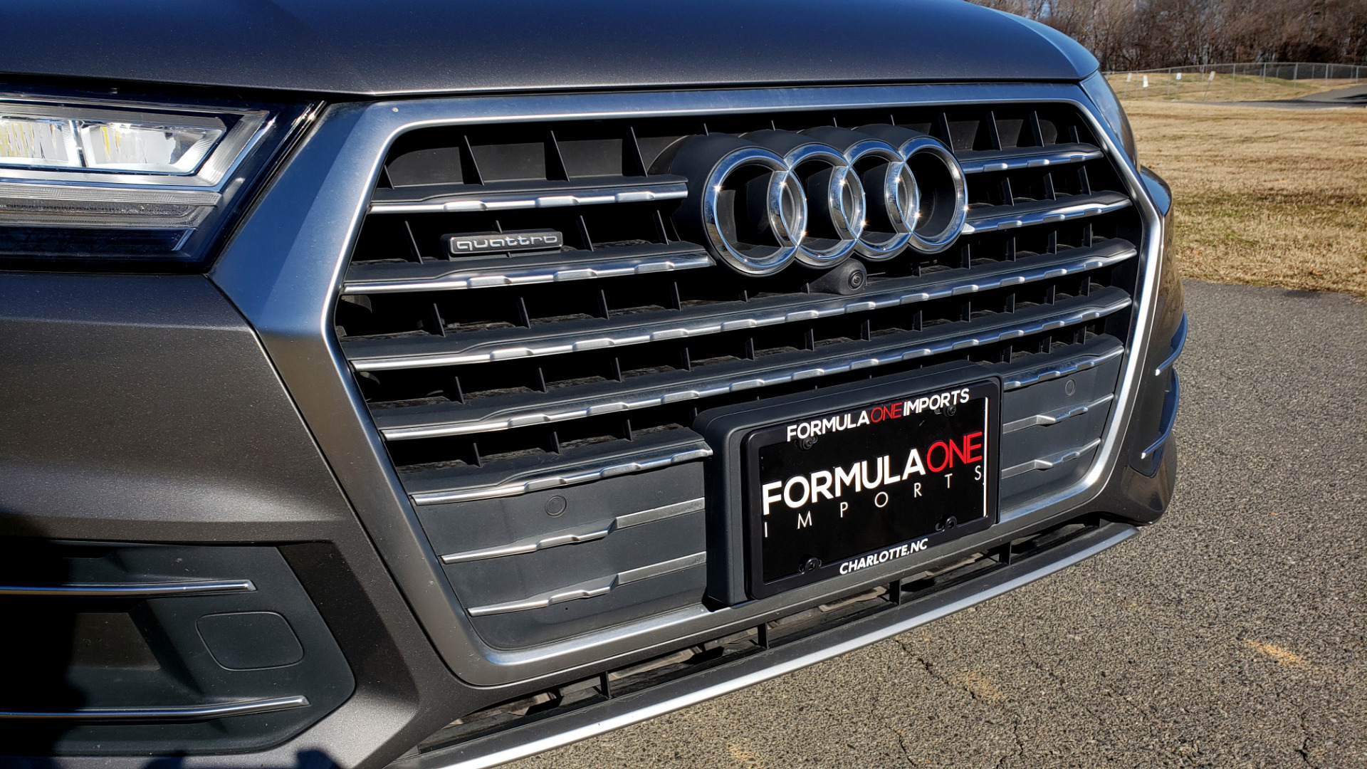 Used 2017 Audi Q7 PREMIUM PLUS / 2.0T TIPTRONIC / NAV / PANO-ROOF / 3-ROW / REARVIEW for sale $33,999 at Formula Imports in Charlotte NC 28227 9