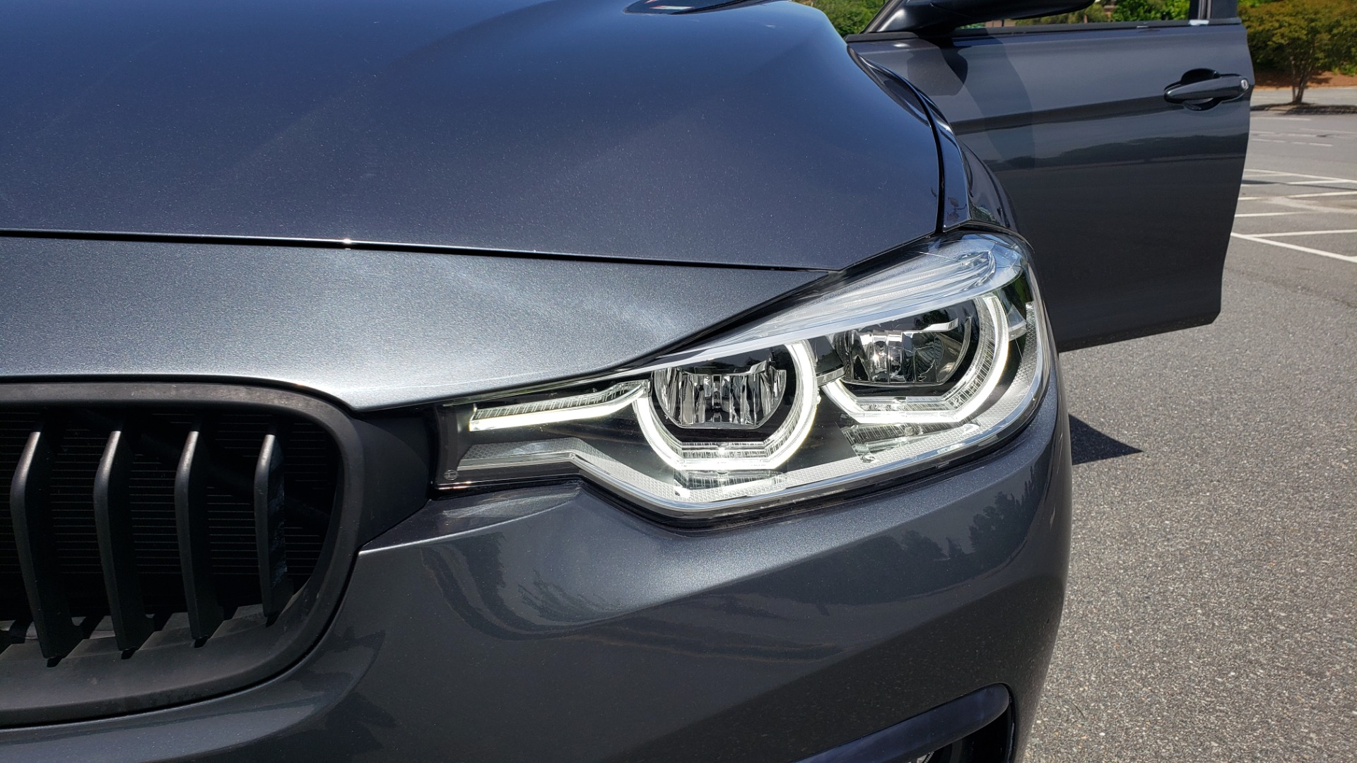 Used 2018 BMW 3 SERIES 330I XDRIVE / CONV PKG / SUNROOF / SPORT STS / HTD STS / REARVIEW for sale $28,495 at Formula Imports in Charlotte NC 28227 21