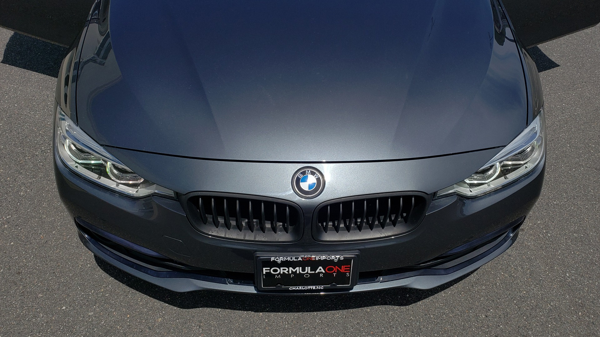 Used 2018 BMW 3 SERIES 330I XDRIVE / CONV PKG / SUNROOF / SPORT STS / HTD STS / REARVIEW for sale $28,495 at Formula Imports in Charlotte NC 28227 22