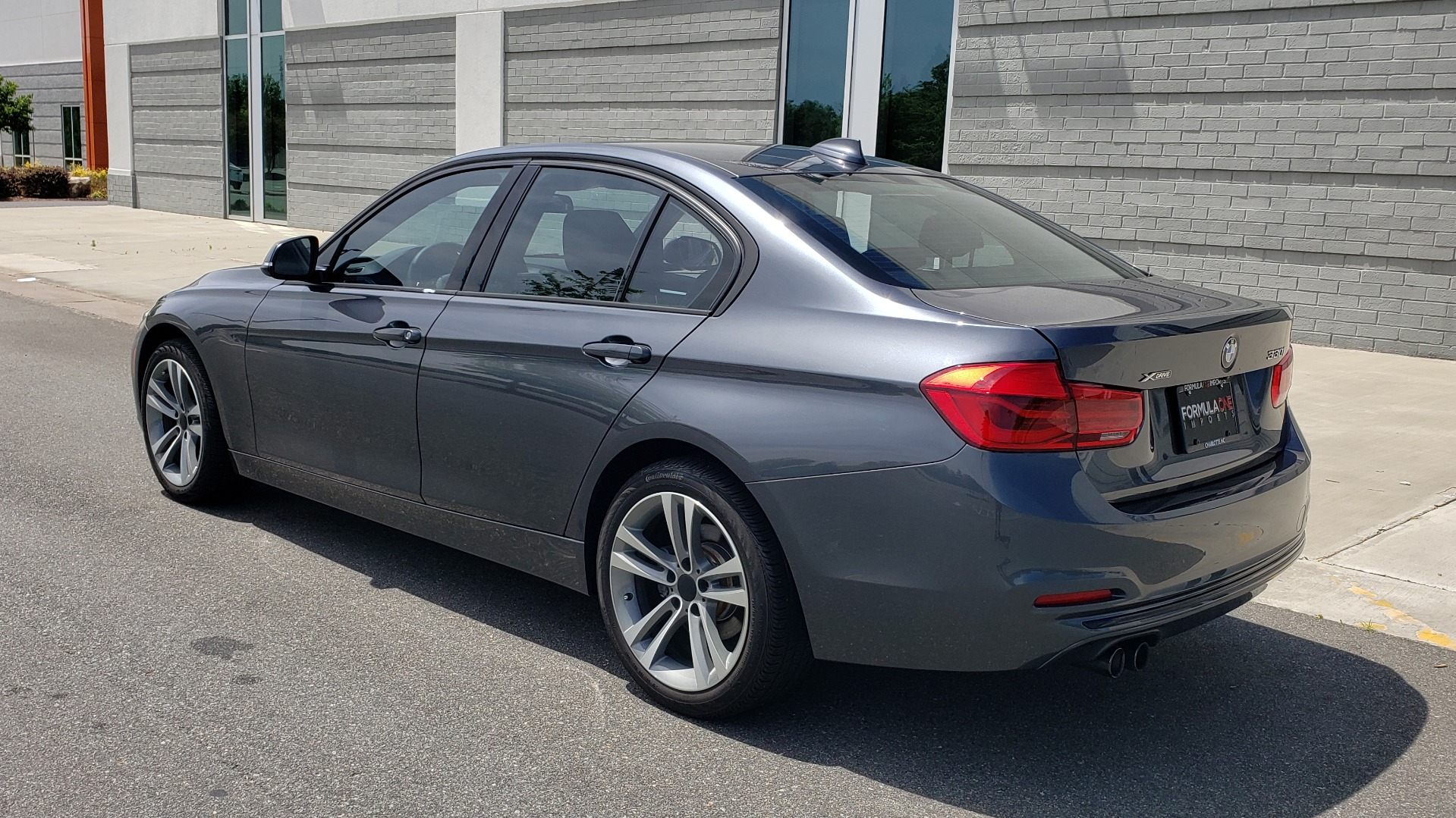 Used 2018 BMW 3 SERIES 330I XDRIVE / CONV PKG / SUNROOF / SPORT STS / HTD STS / REARVIEW for sale $28,495 at Formula Imports in Charlotte NC 28227 4