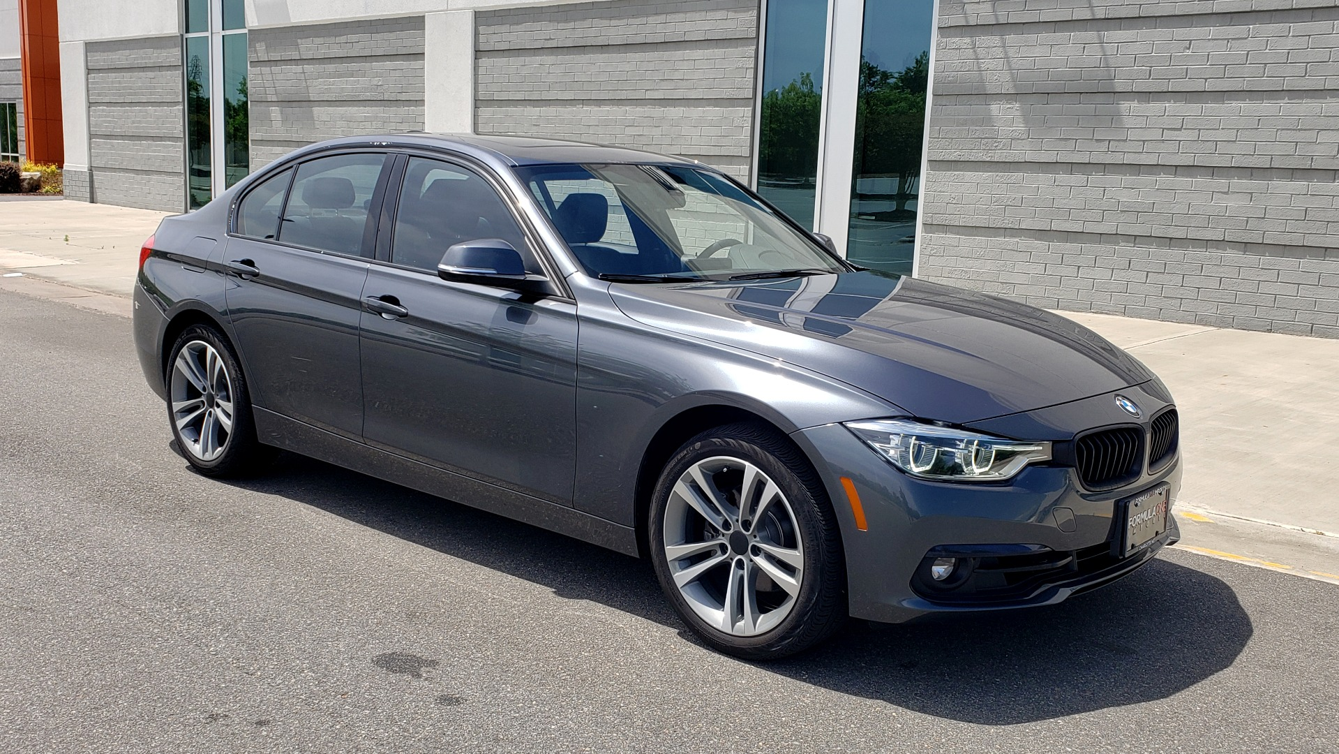 Used 2018 BMW 3 SERIES 330I XDRIVE / CONV PKG / SUNROOF / SPORT STS / HTD STS / REARVIEW for sale $28,495 at Formula Imports in Charlotte NC 28227 5